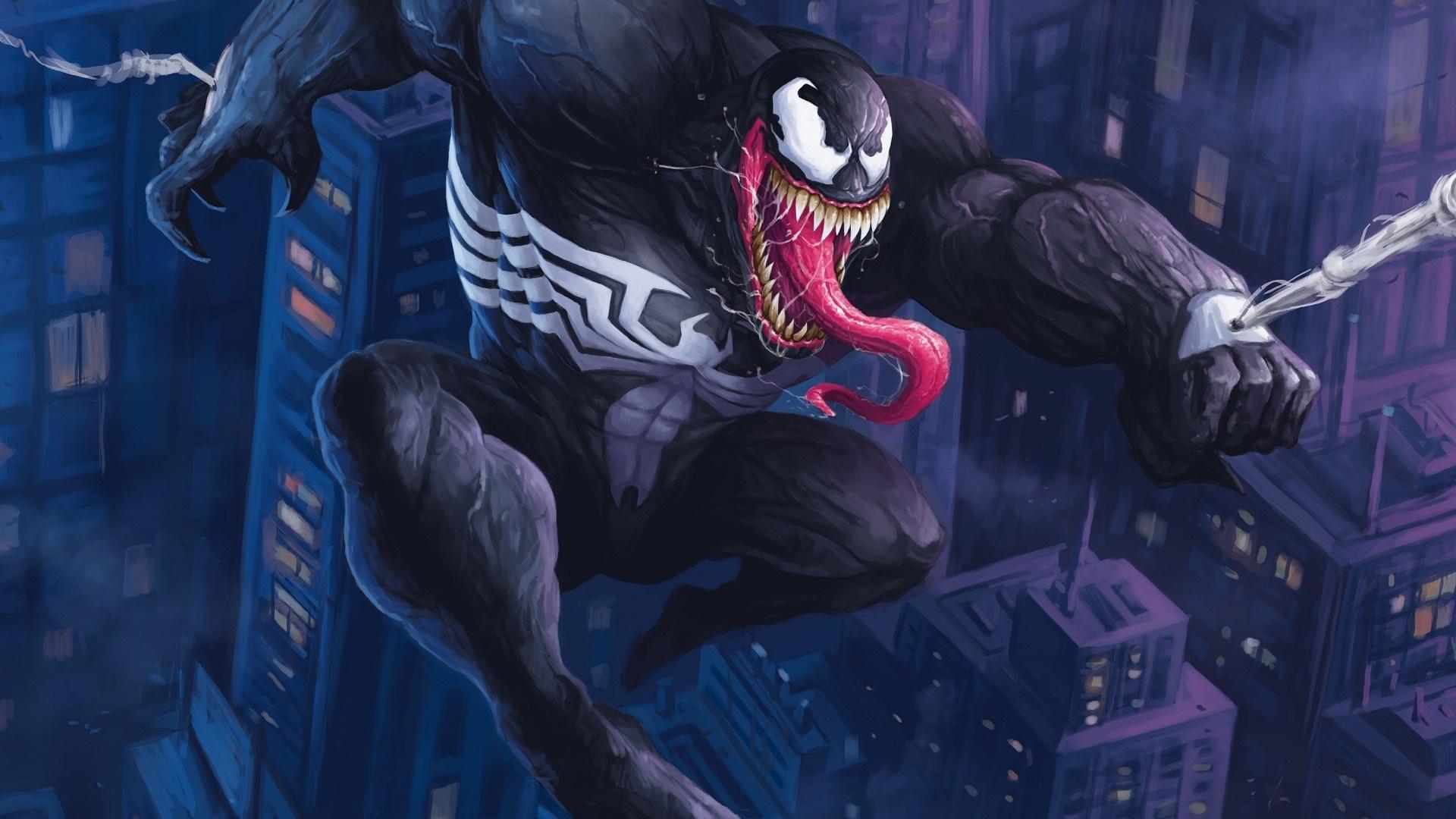 Venom best background