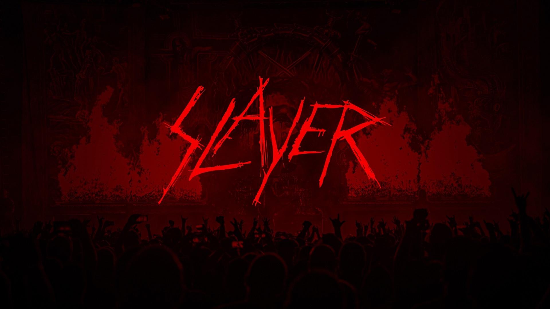 Slayer desktop wallpaper