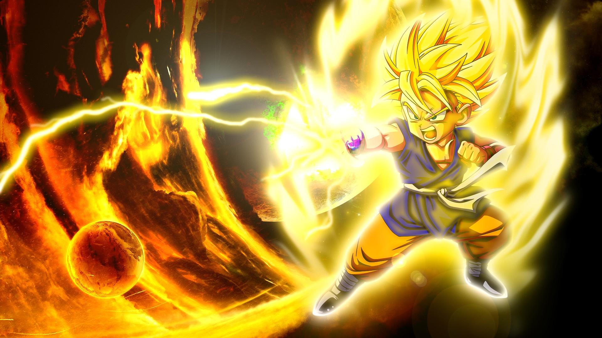 Goku Ultra Instinct free image