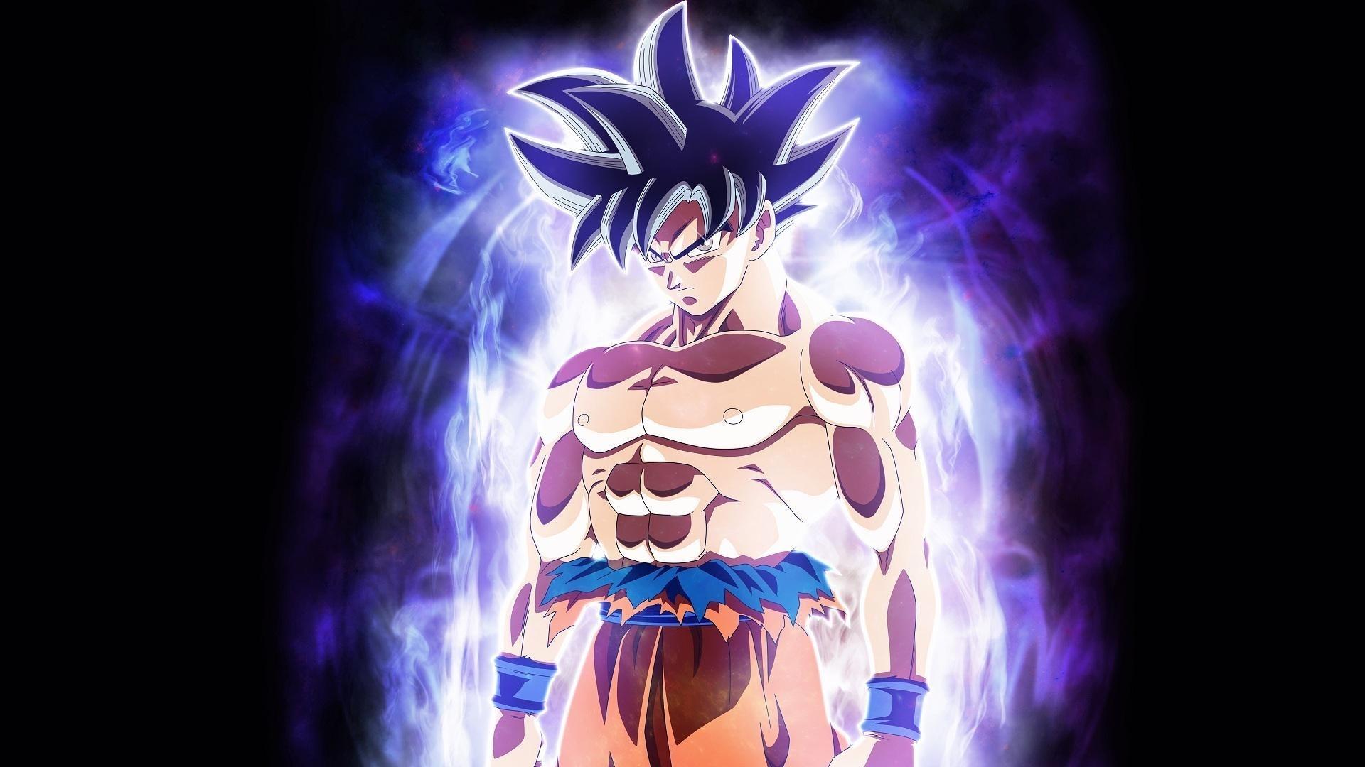 Goku Ultra Instinct best wallpaper
