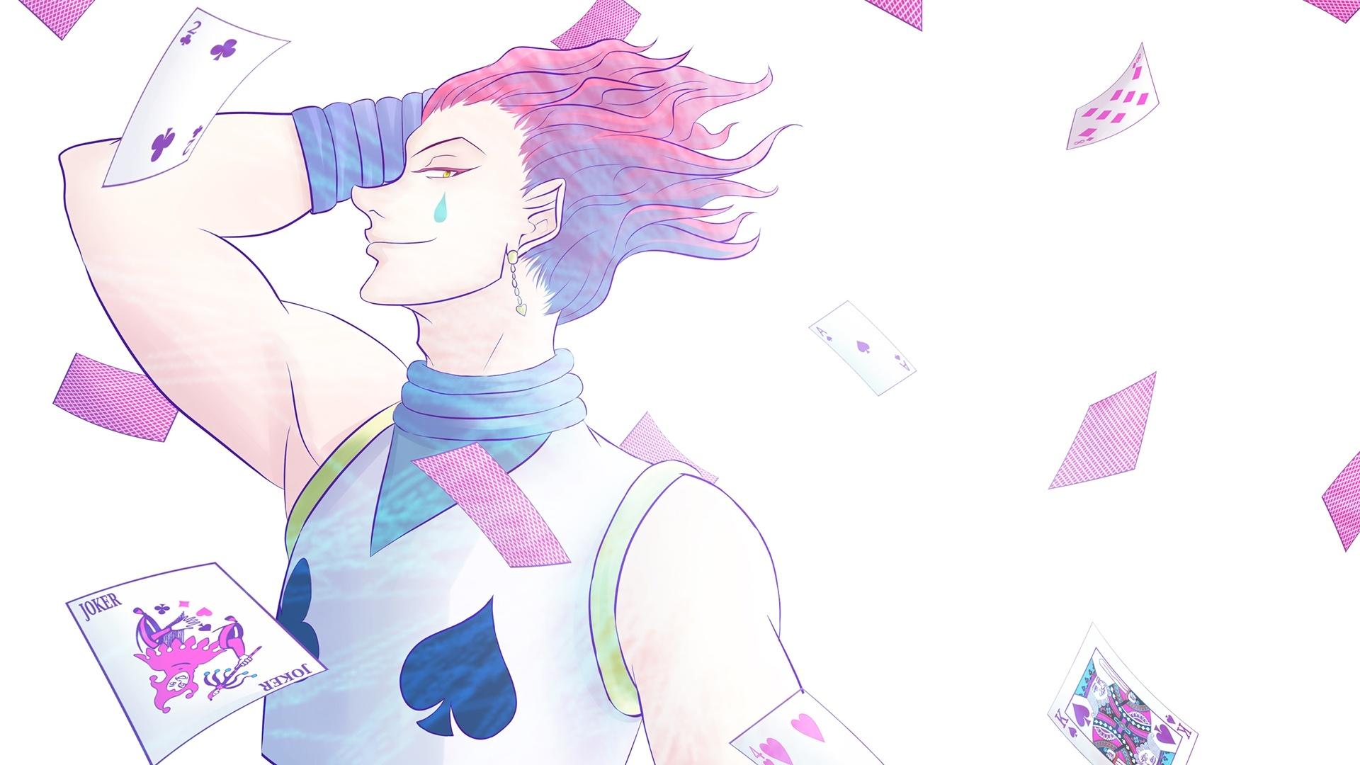 Hisoka free background