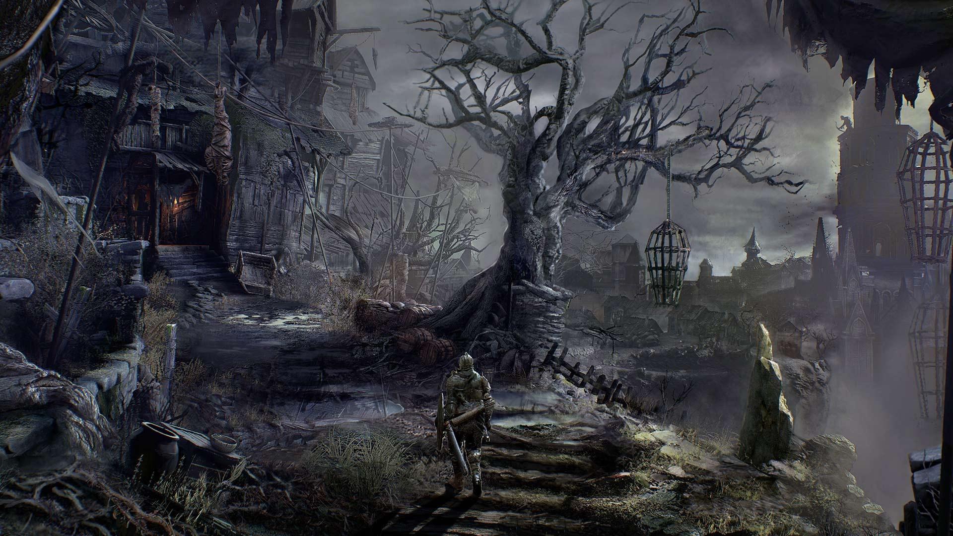 Dark Souls cool wallpaper