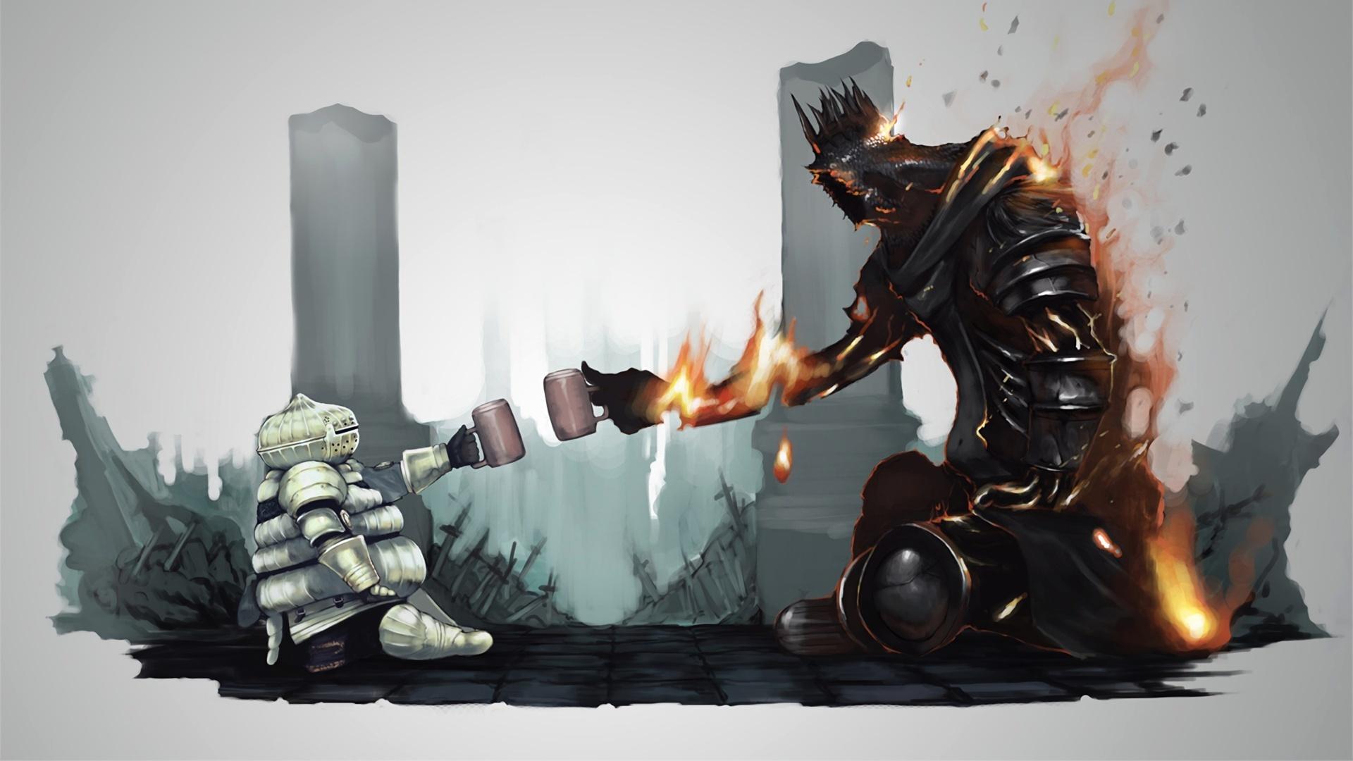 Dark Souls background picture