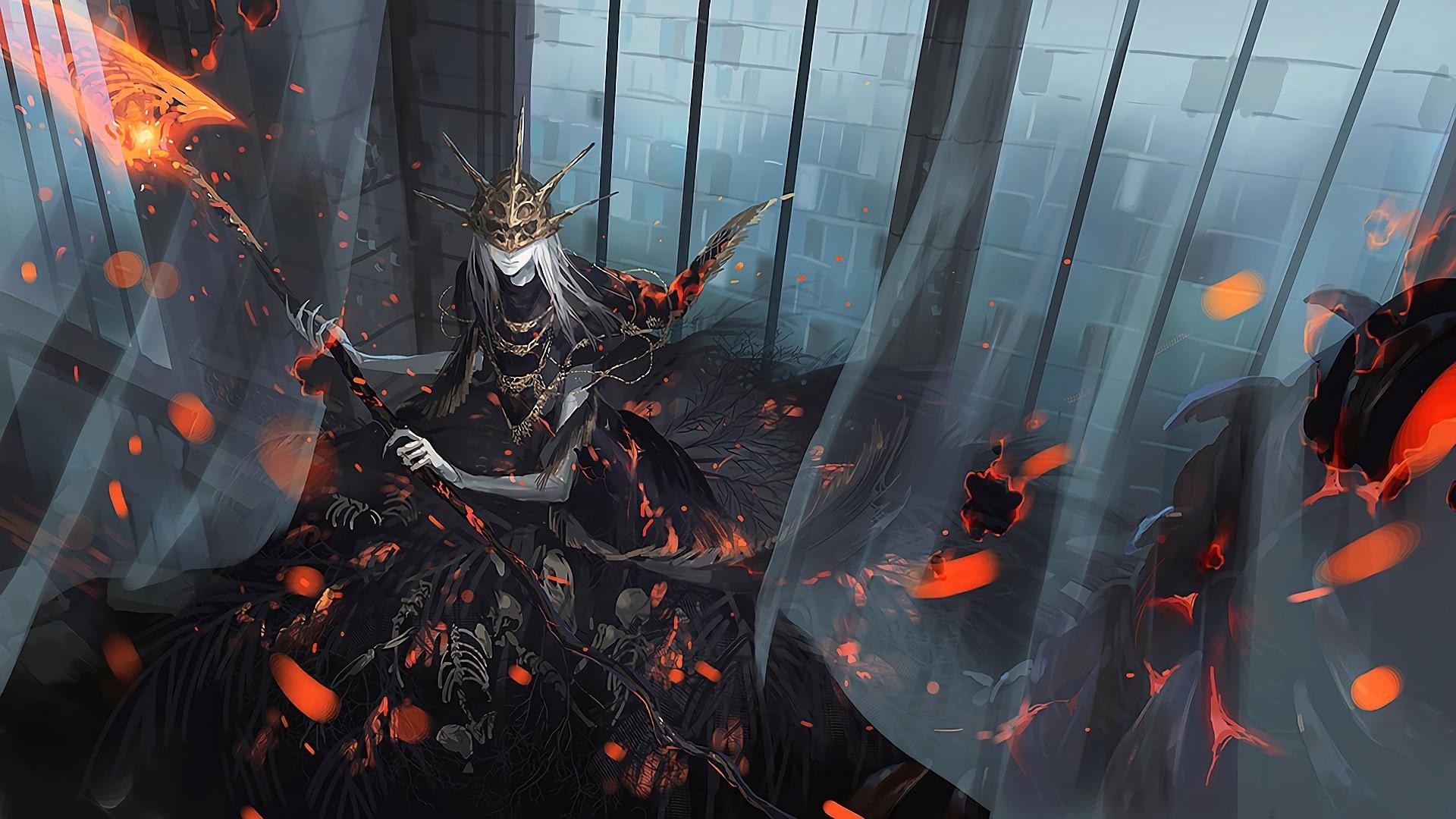 Dark Souls background wallpaper
