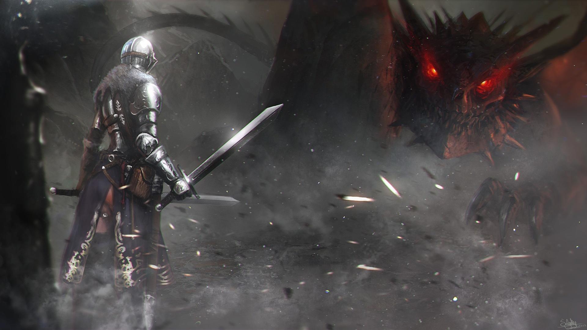 Dark Souls free photo