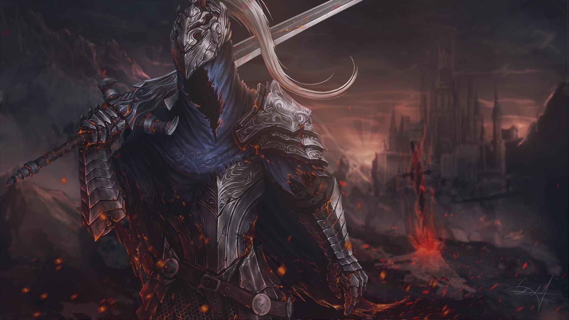 Dark Souls free background