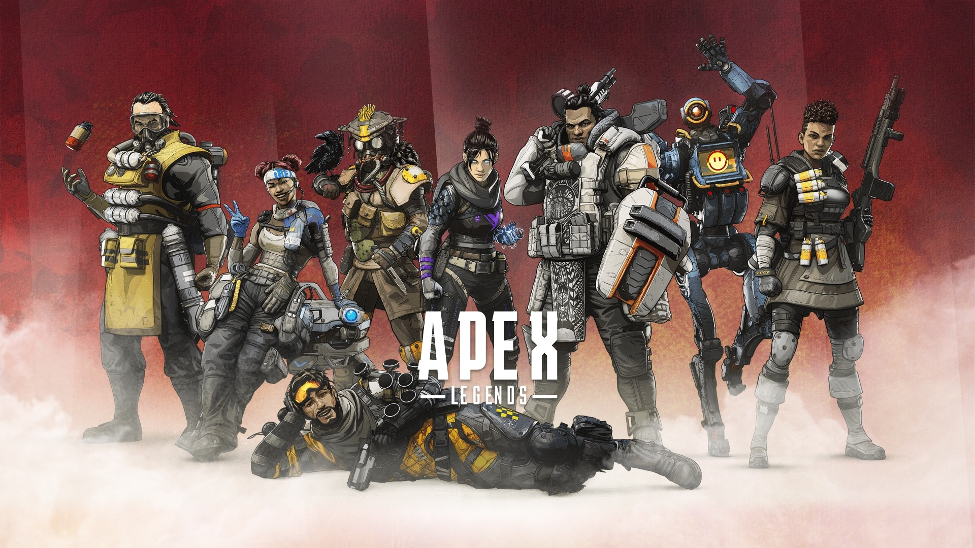 Apex Legends desktop wallpaper
