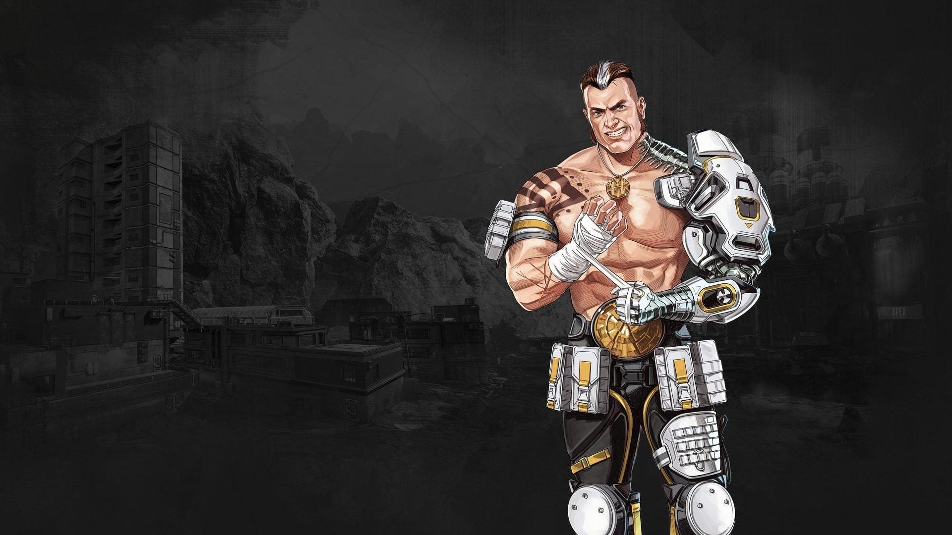 Apex Legends cool background