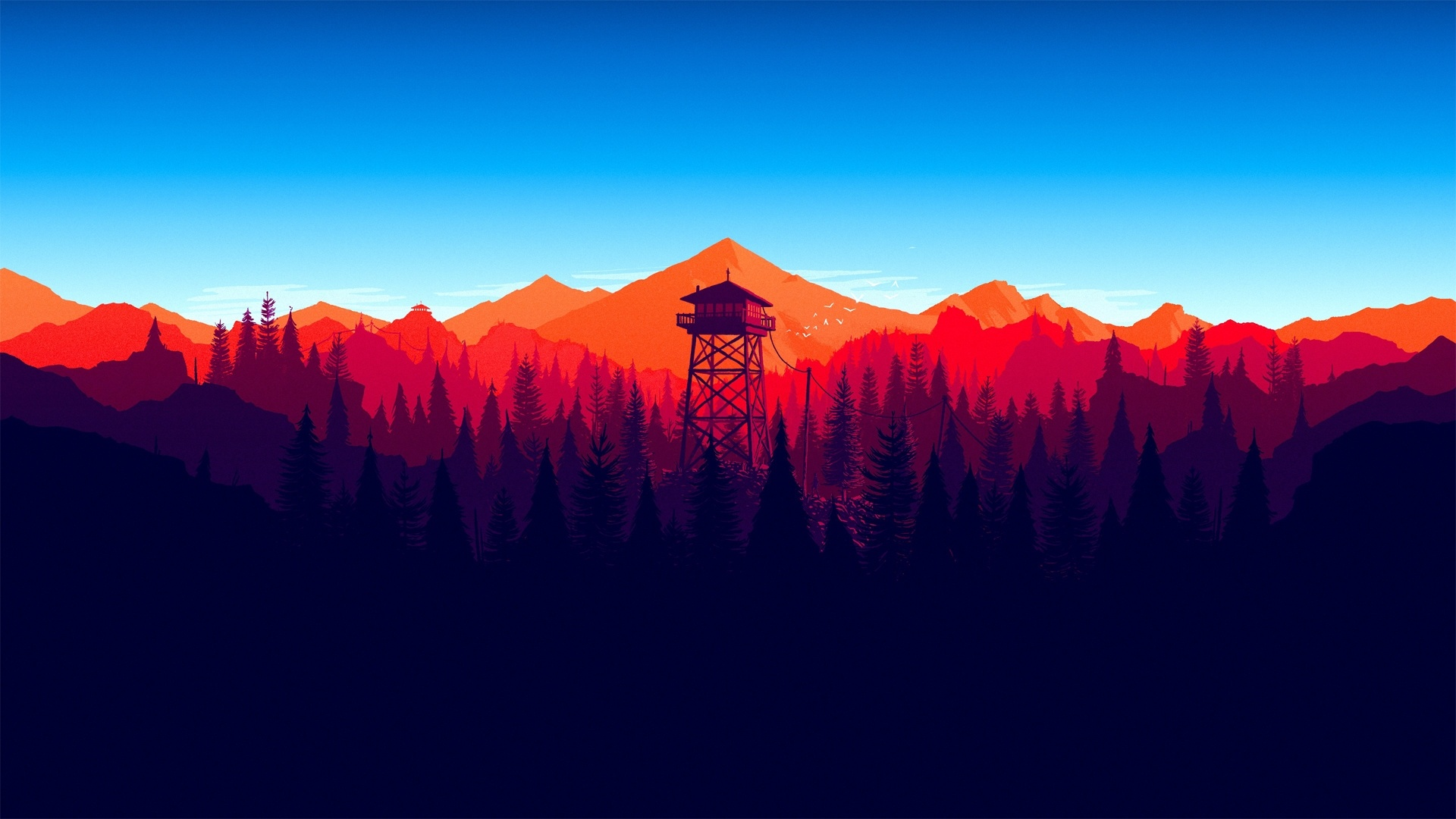 Firewatch background picture