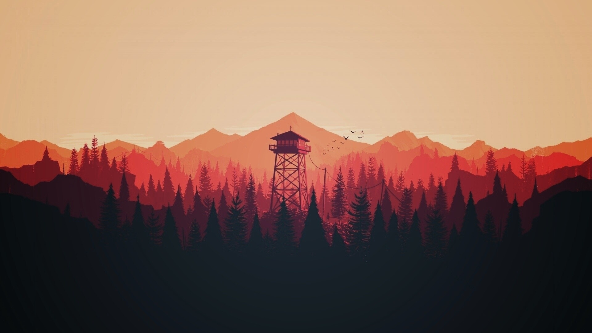 Firewatch best background