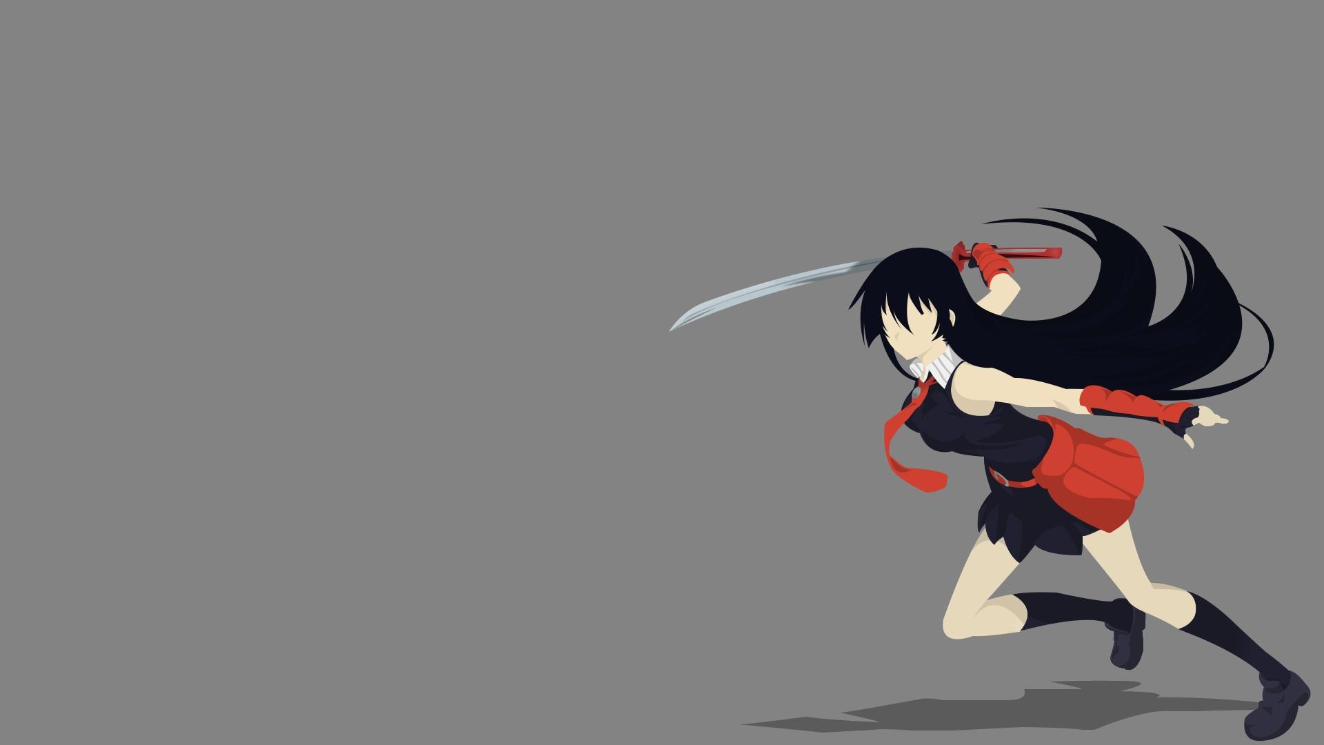 Akame Ga Kill free background