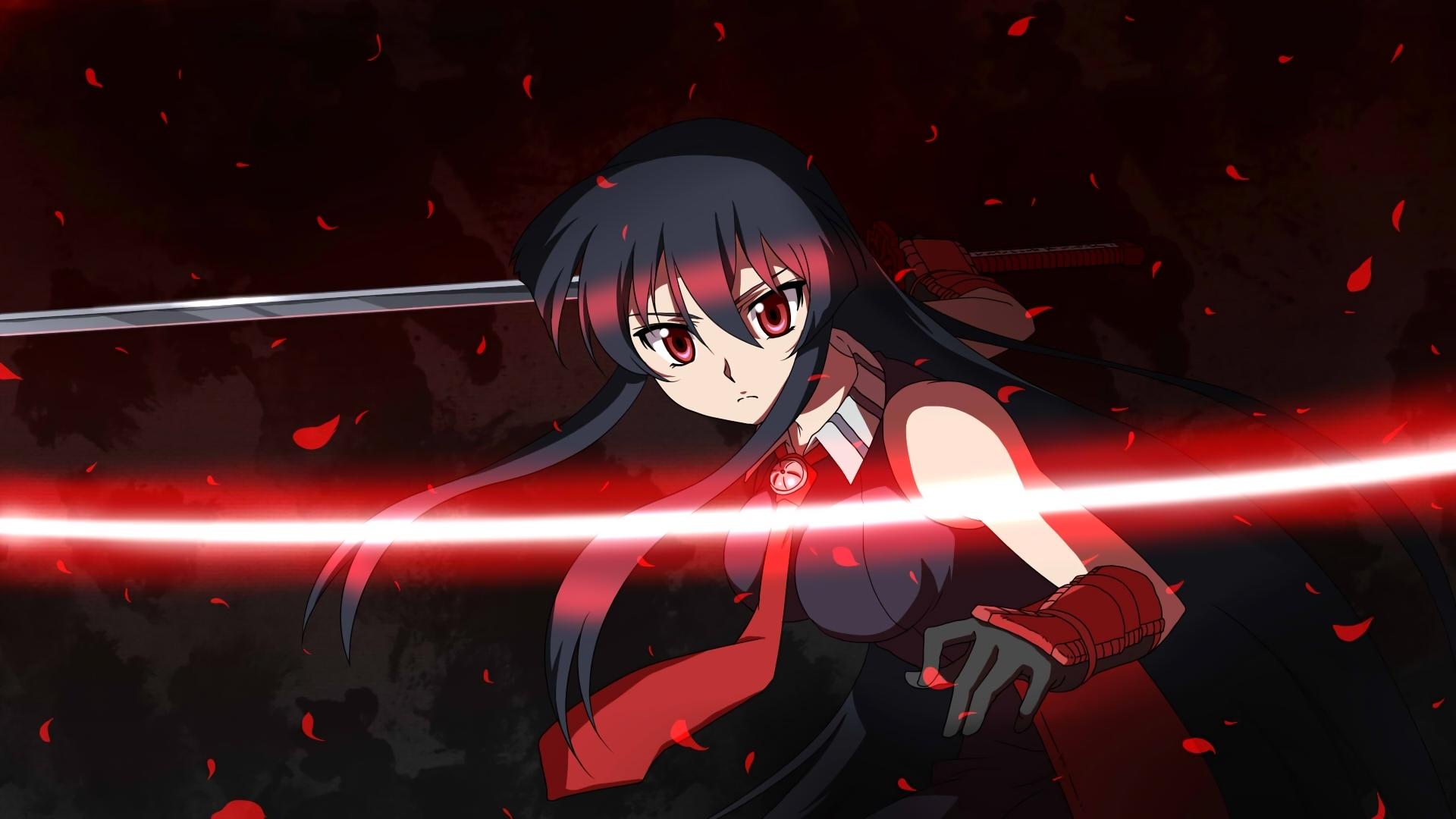 Akame Ga Kill 1080p wallpaper