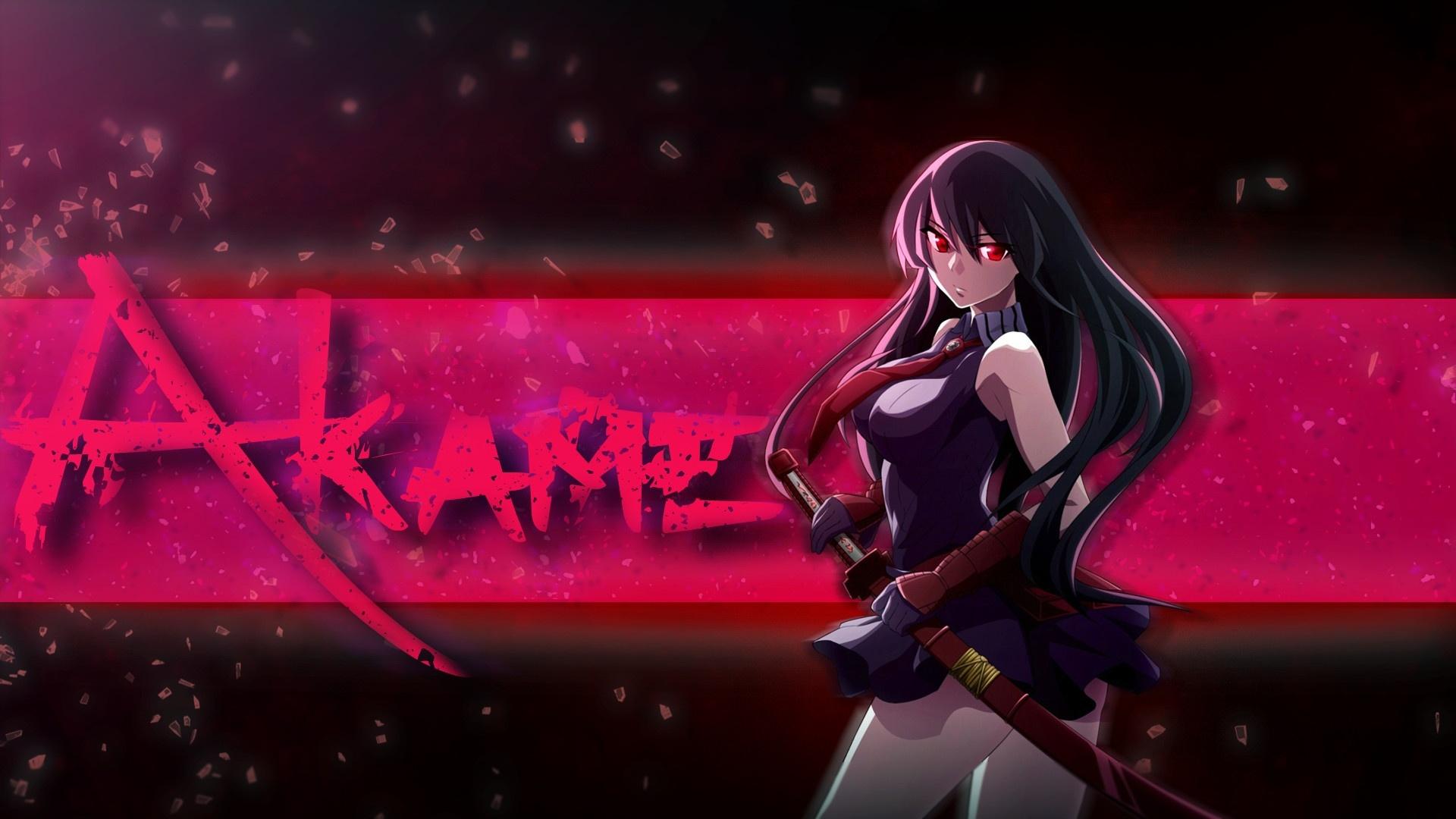 Akame Ga Kill best wallpaper