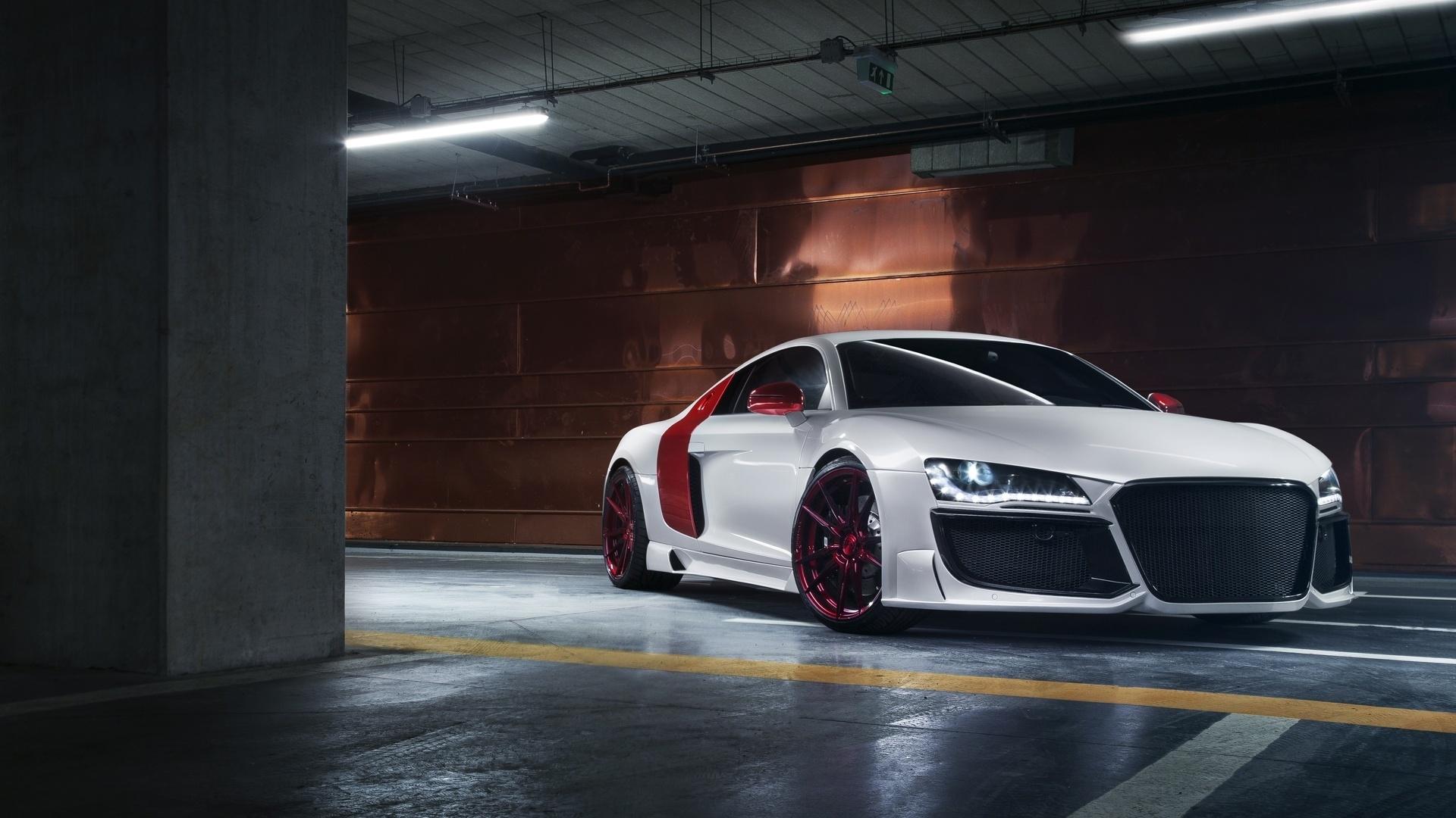 Audi R8 free wallpaper