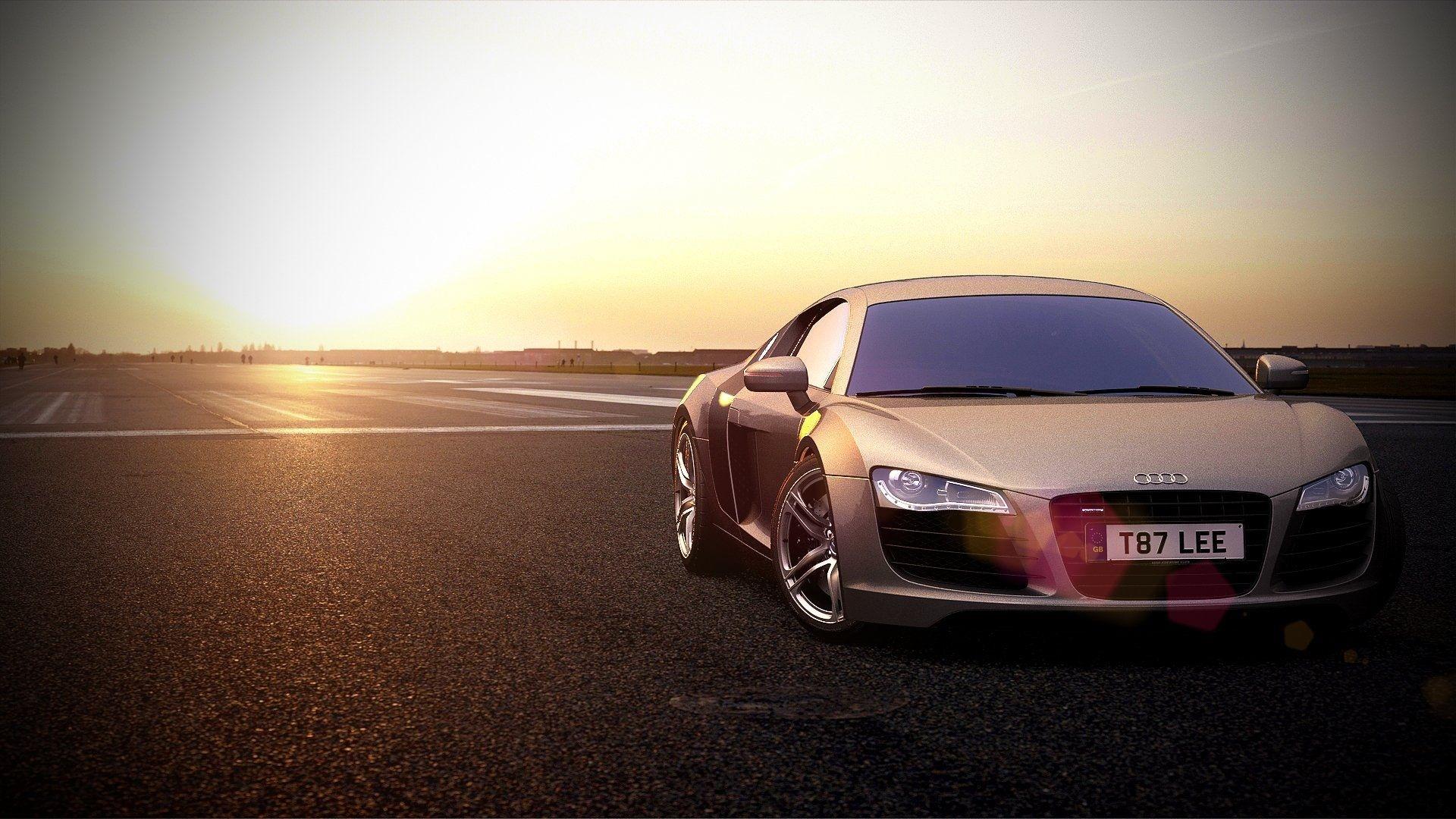 Audi R8 1080p wallpaper