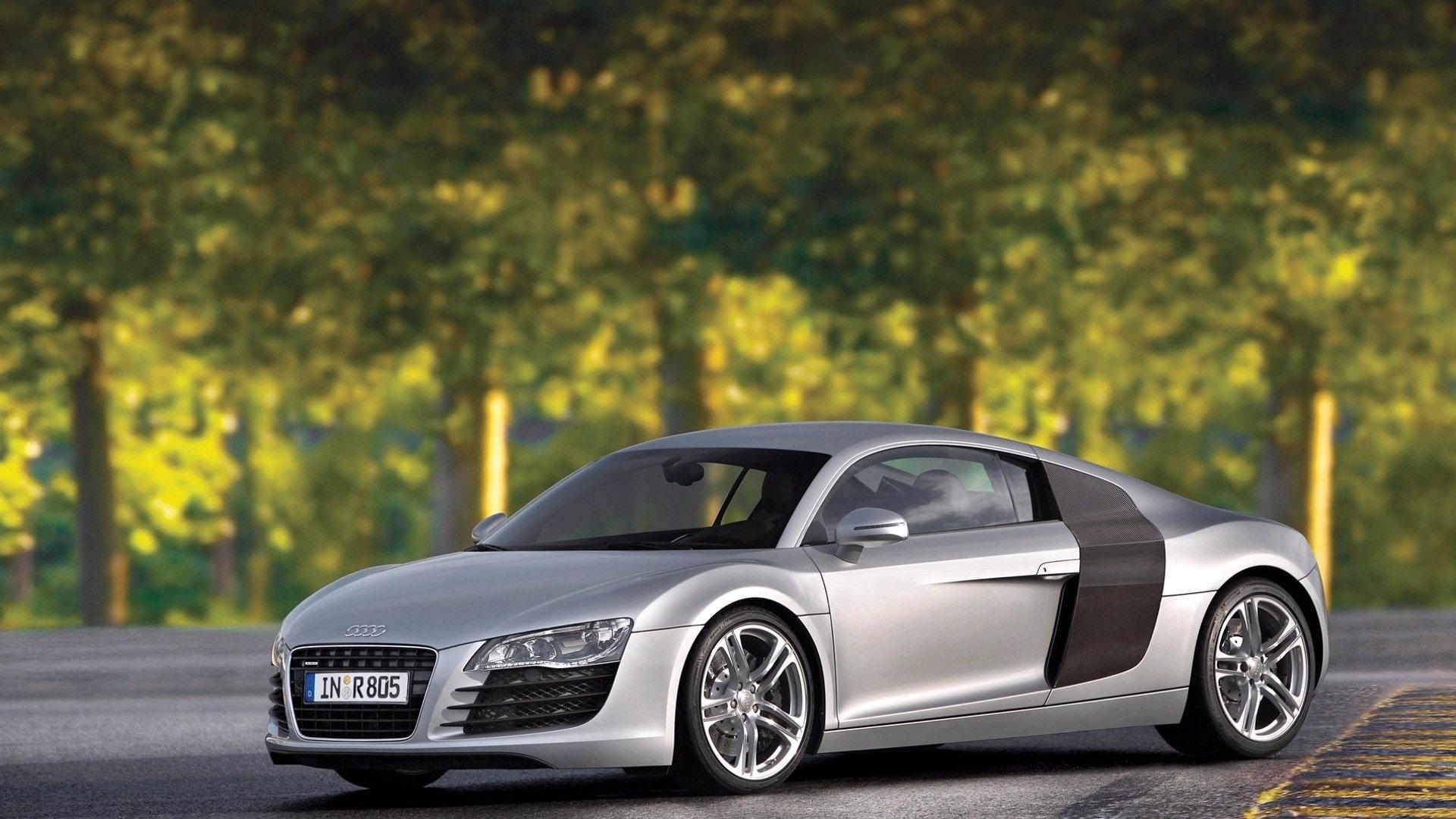 Audi R8 free pic