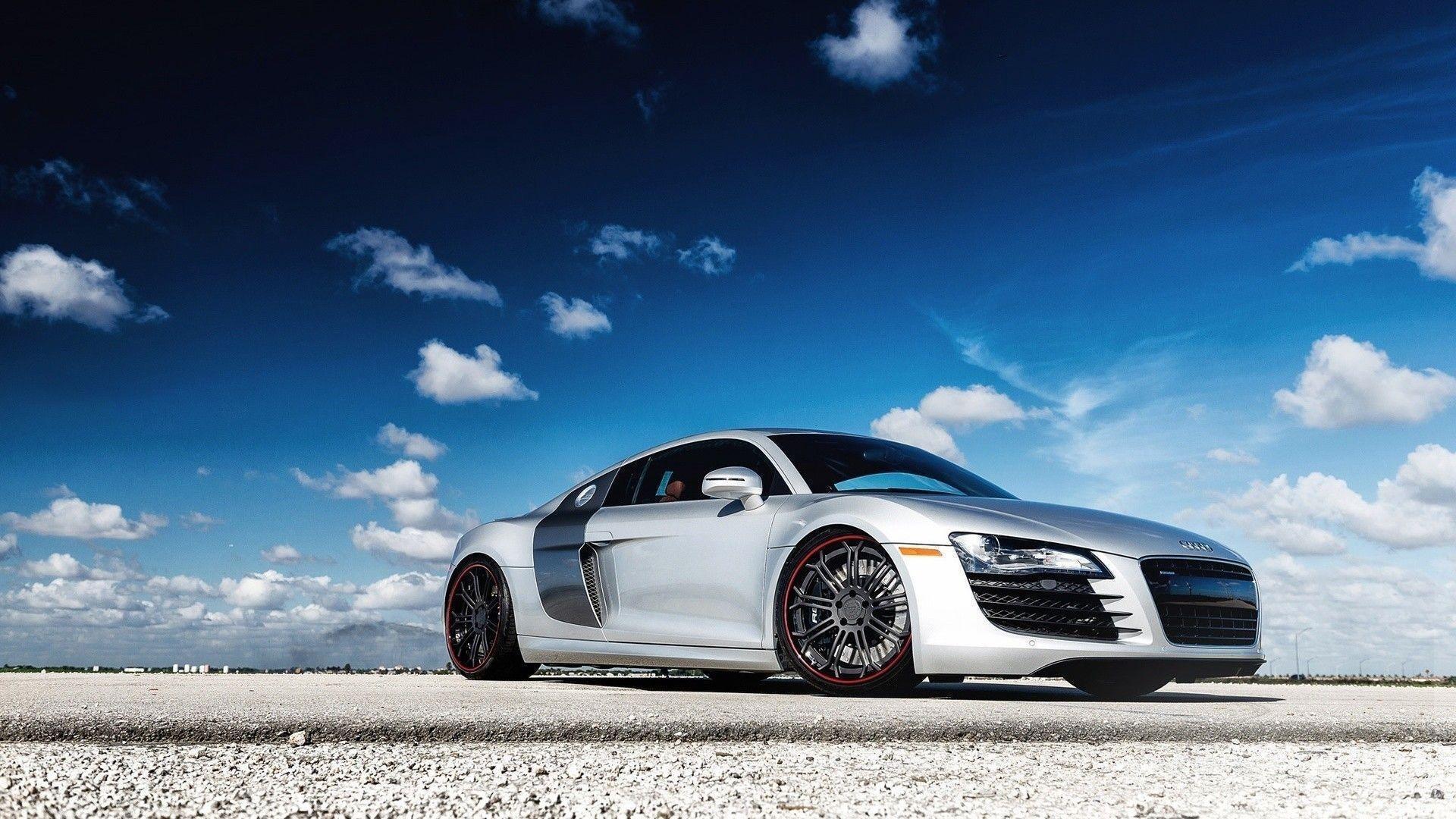Audi R8 free image
