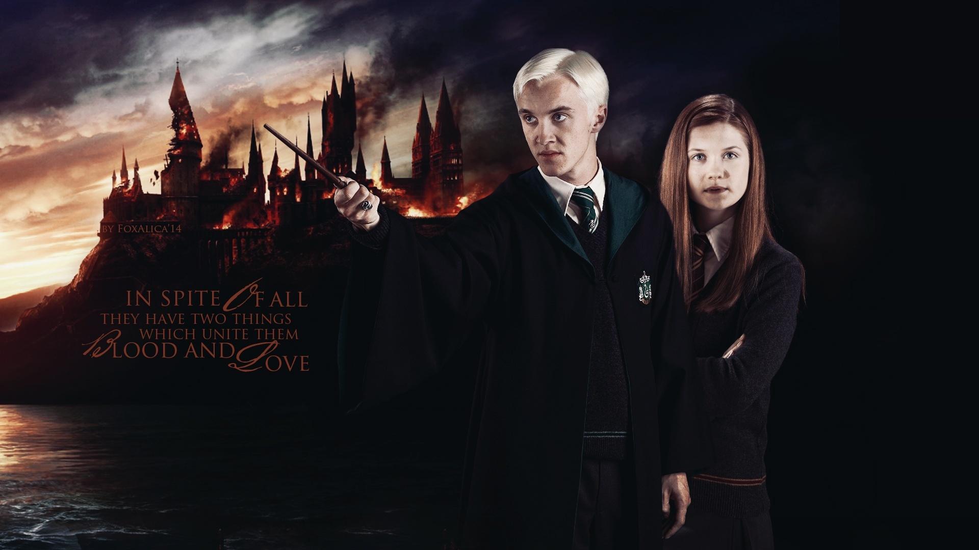 Draco Malfoy wallpaper hd