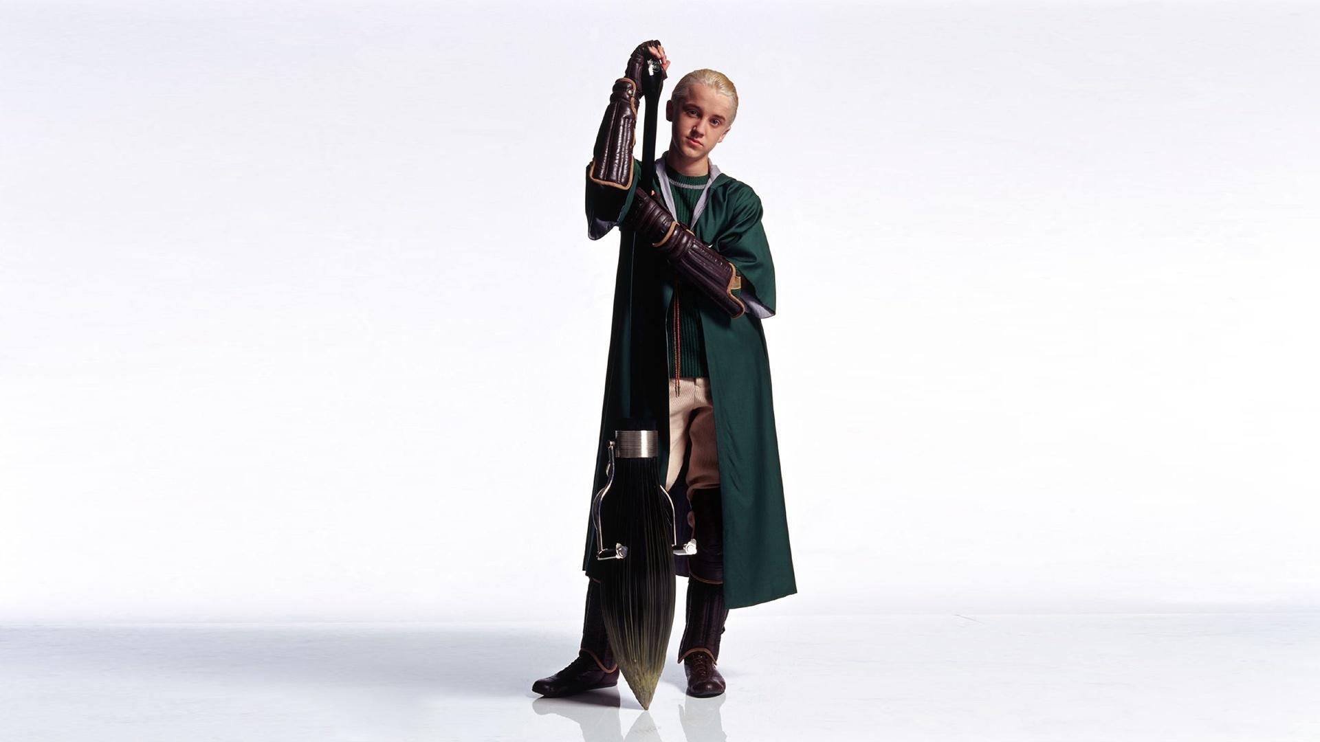 Draco Malfoy laptop wallpaper
