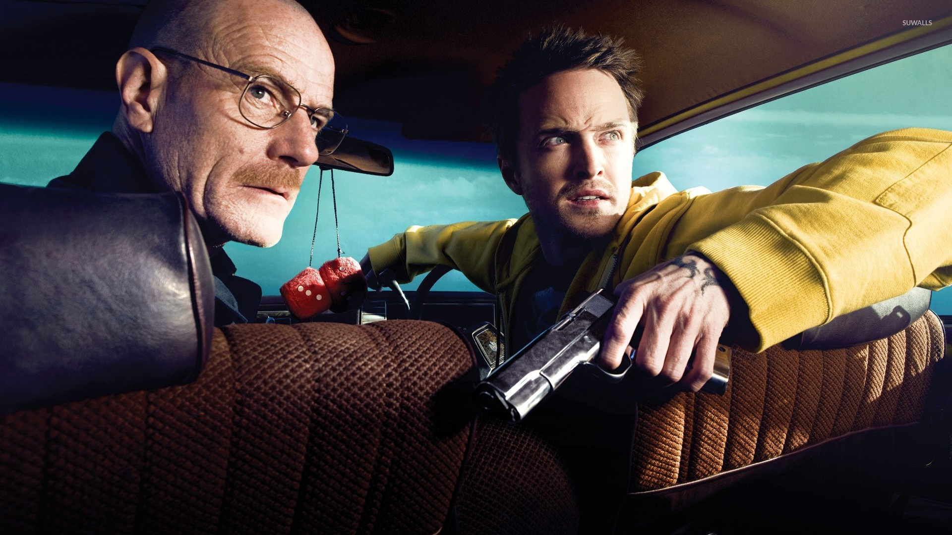 Breaking Bad background picture