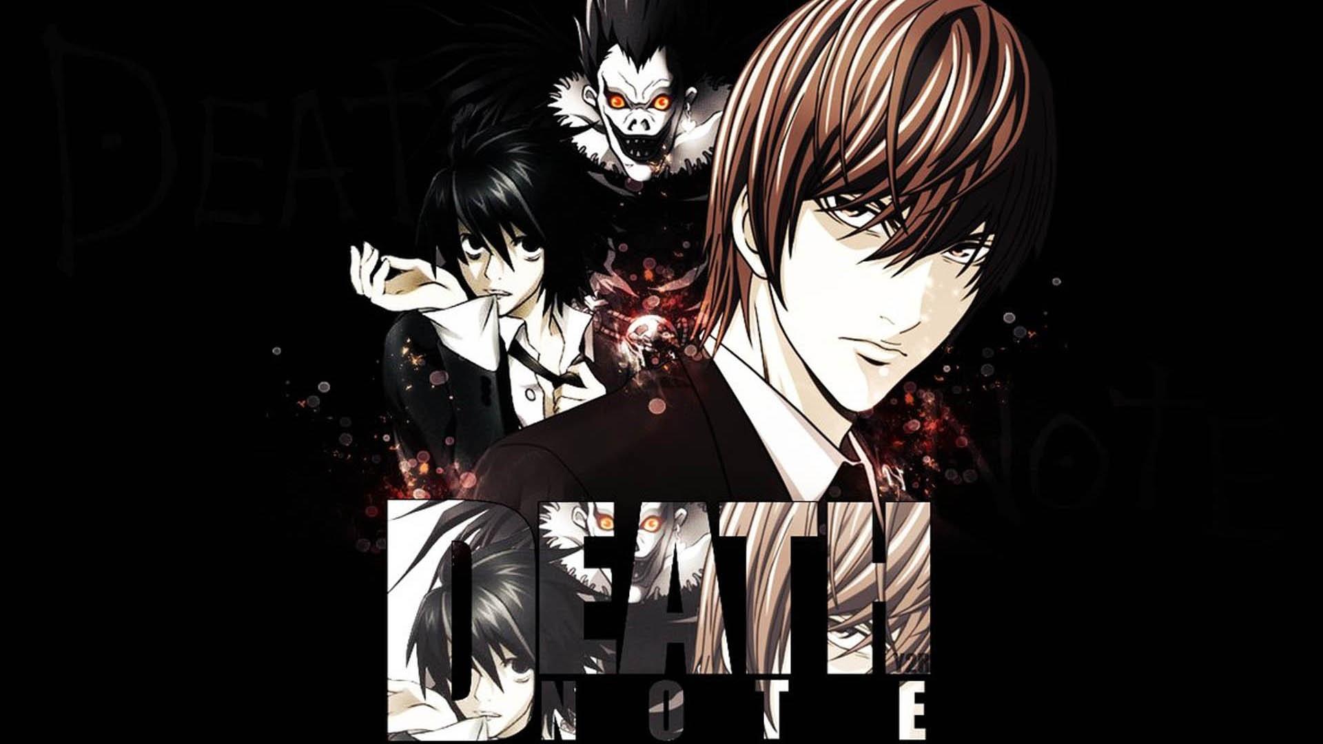 Death Note windows wallpaper