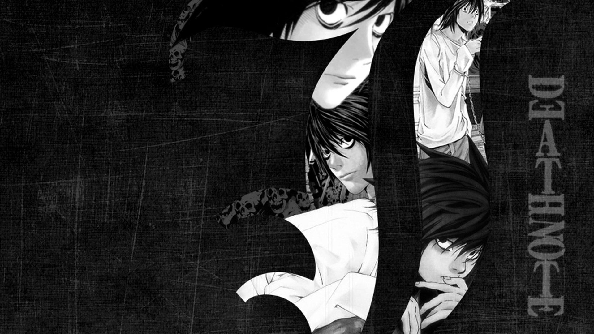 Death Note wallpaper hd