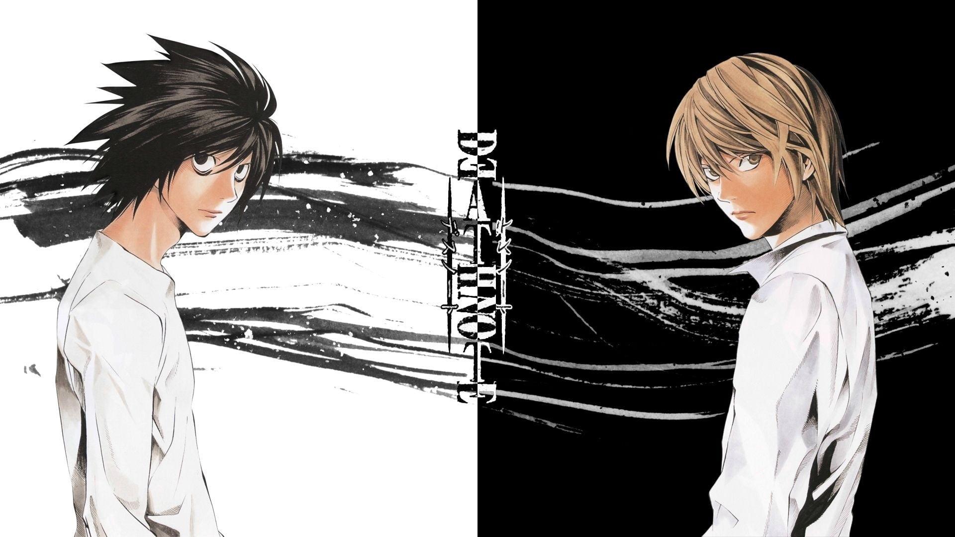 Death Note 1080p wallpaper