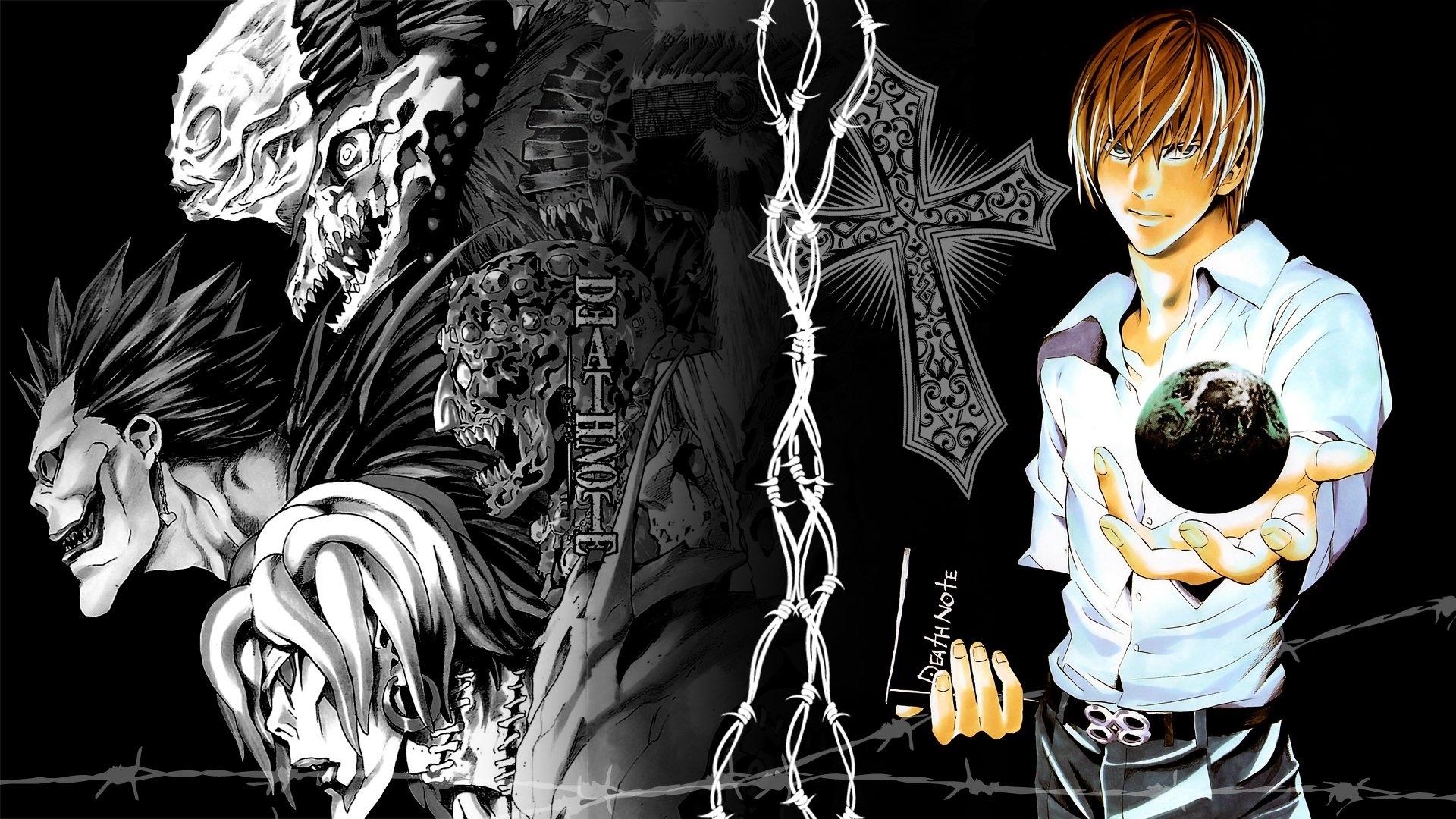 Death Note desktop wallpaper free download