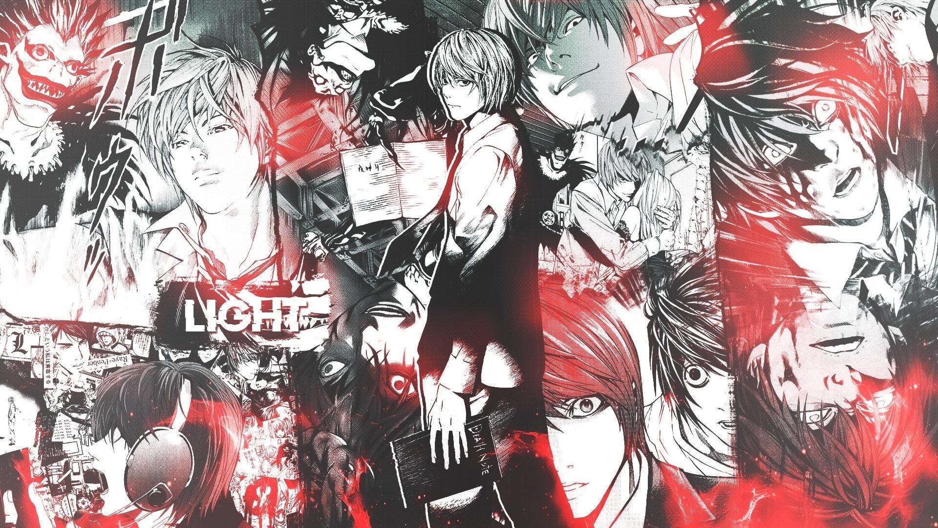 Death Note laptop wallpaper