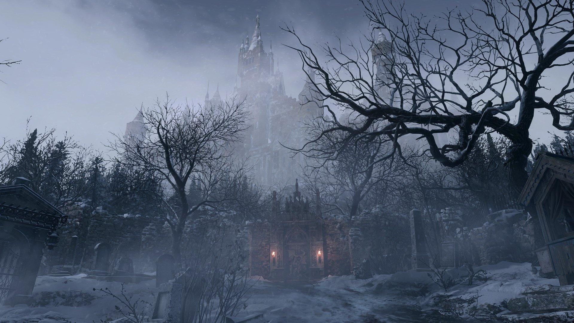 Resident Evil Village 1920x1080 wallpaper
