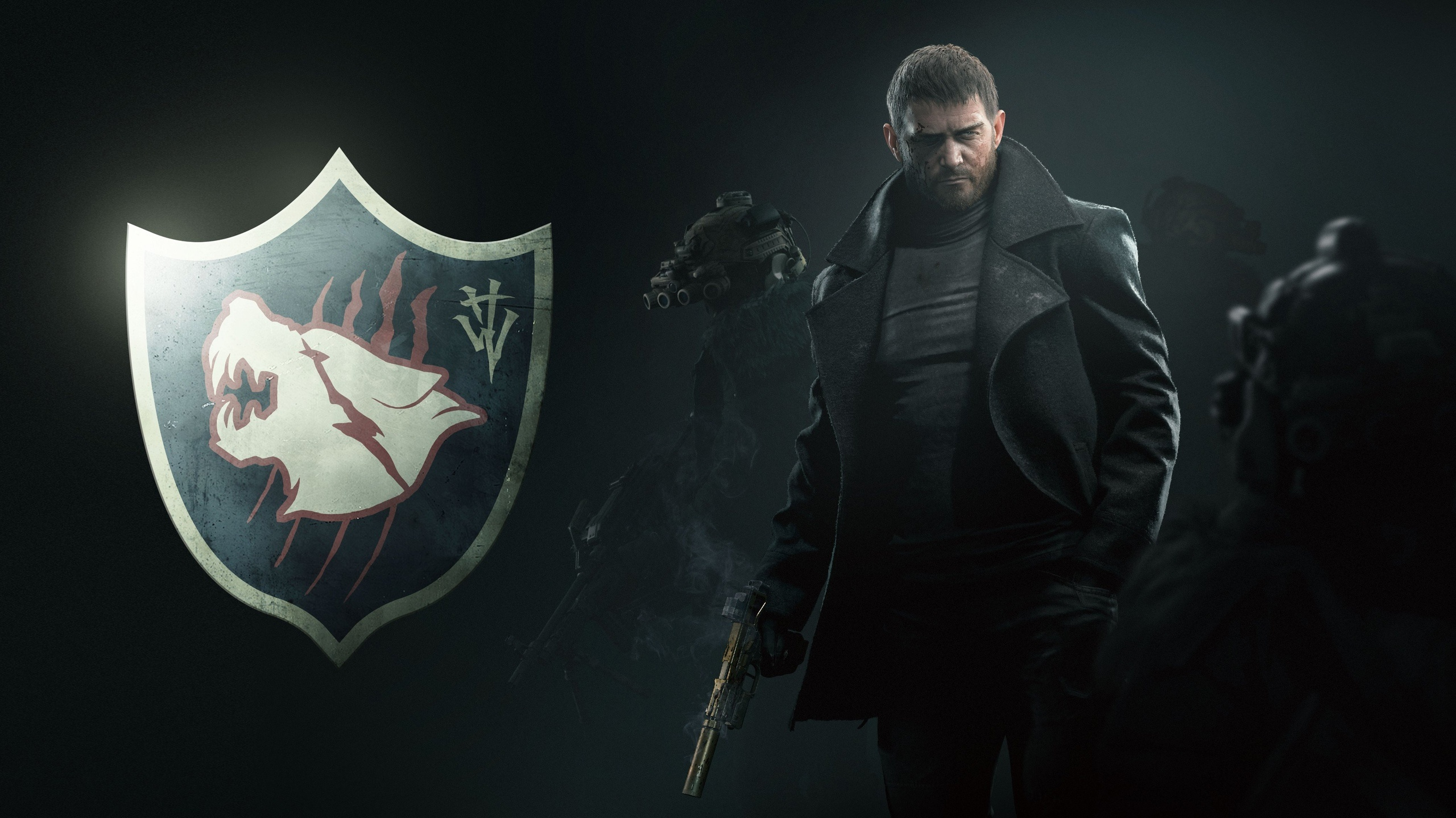 Resident Evil Village hd background