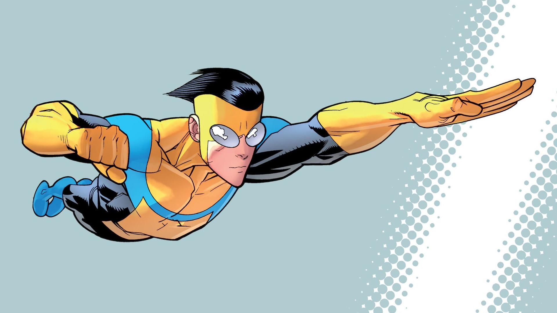 Invincible best background