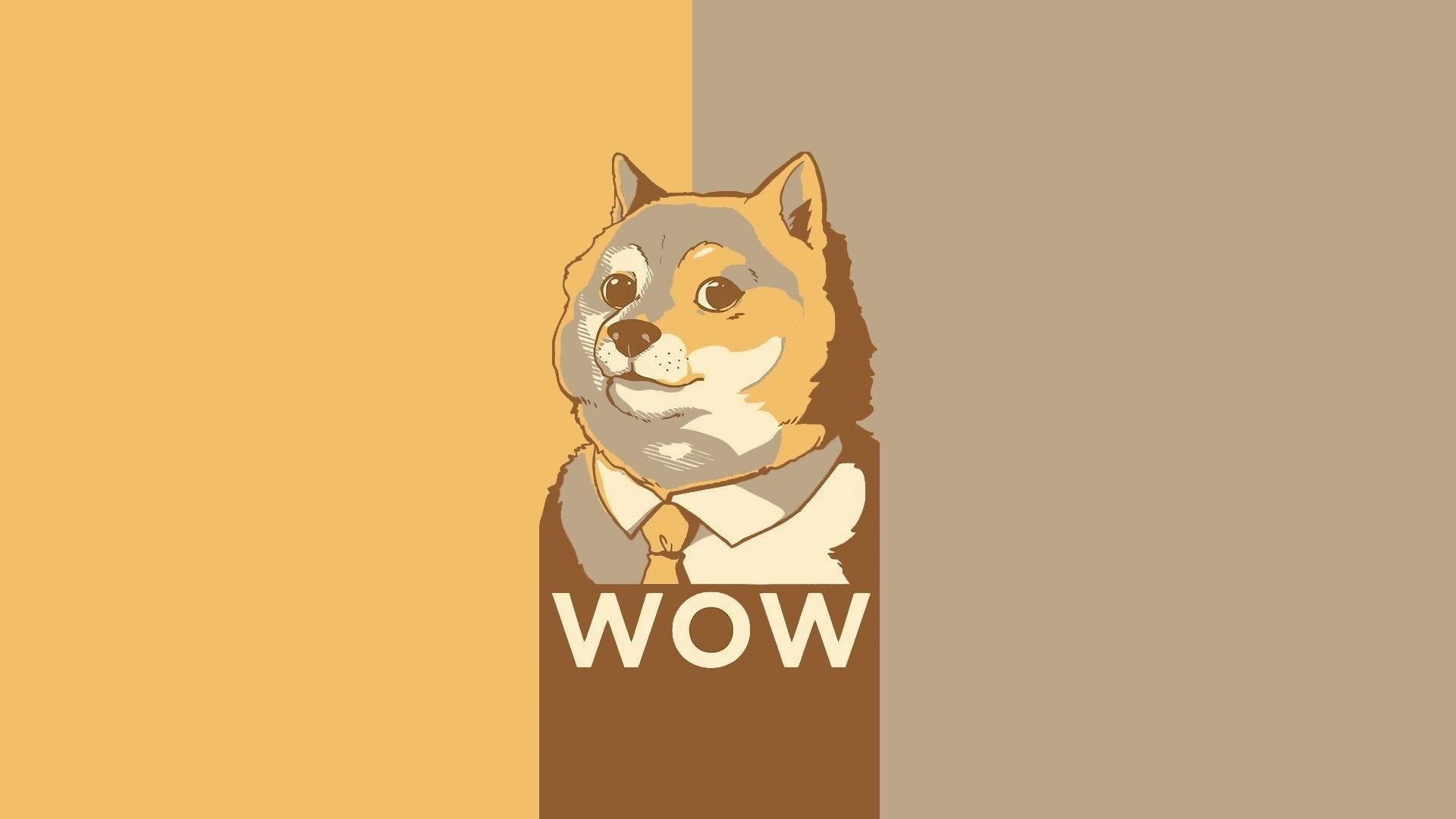 Doge Meme laptop wallpaper