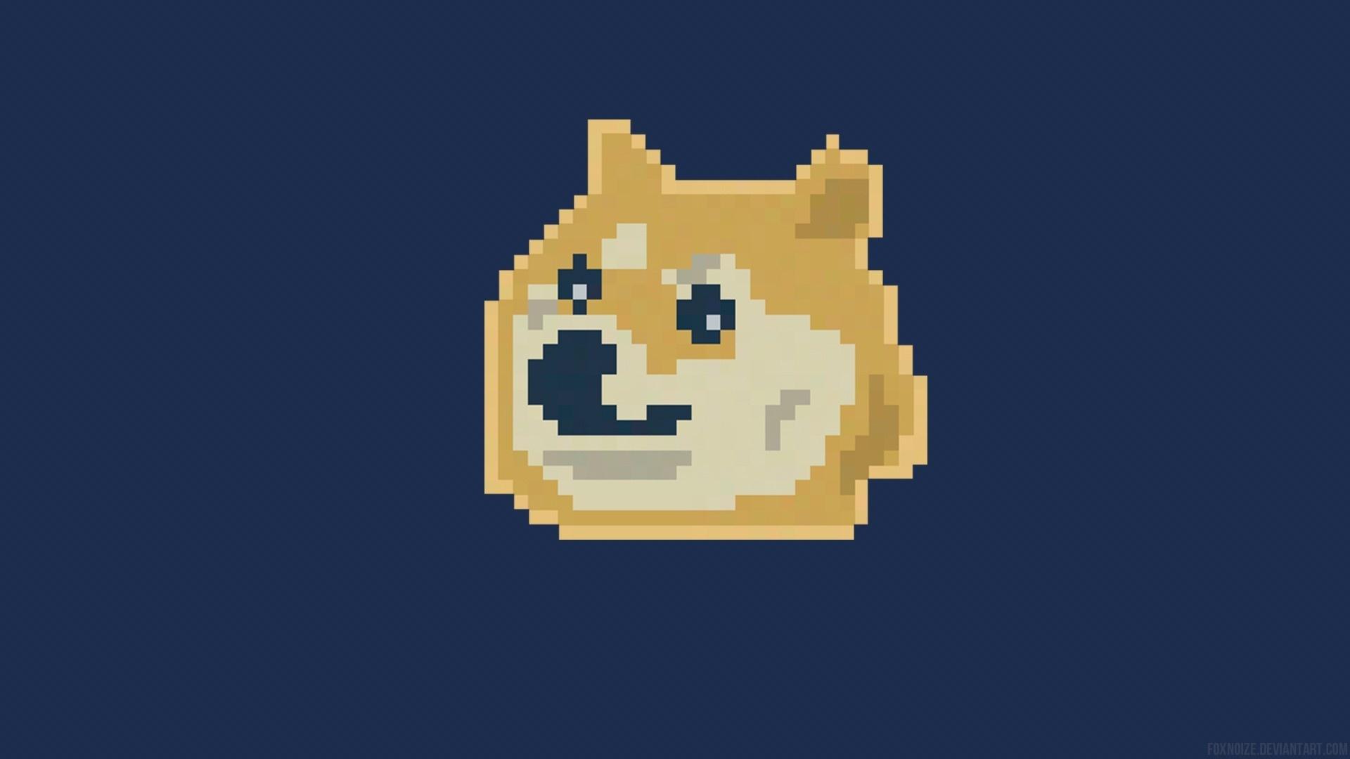 Doge Meme windows background