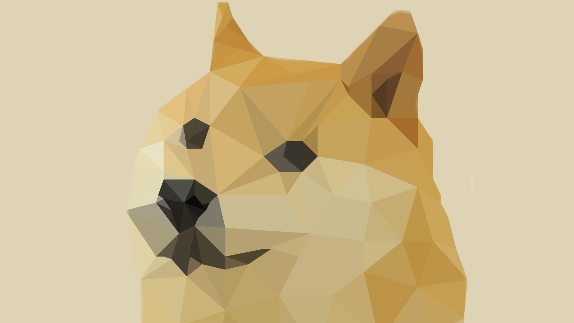 Doge Meme hd background