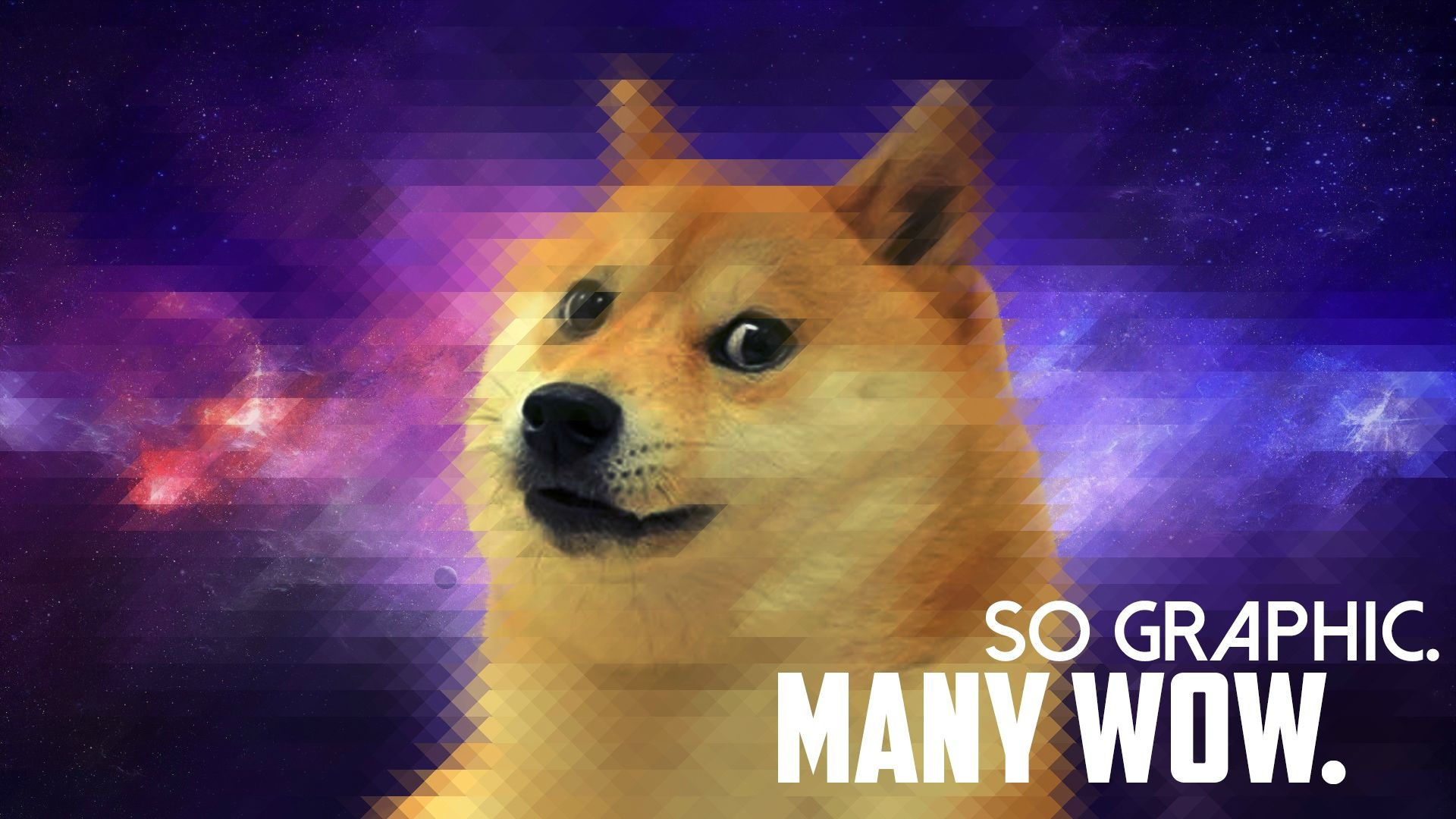 Doge Meme free wallpaper