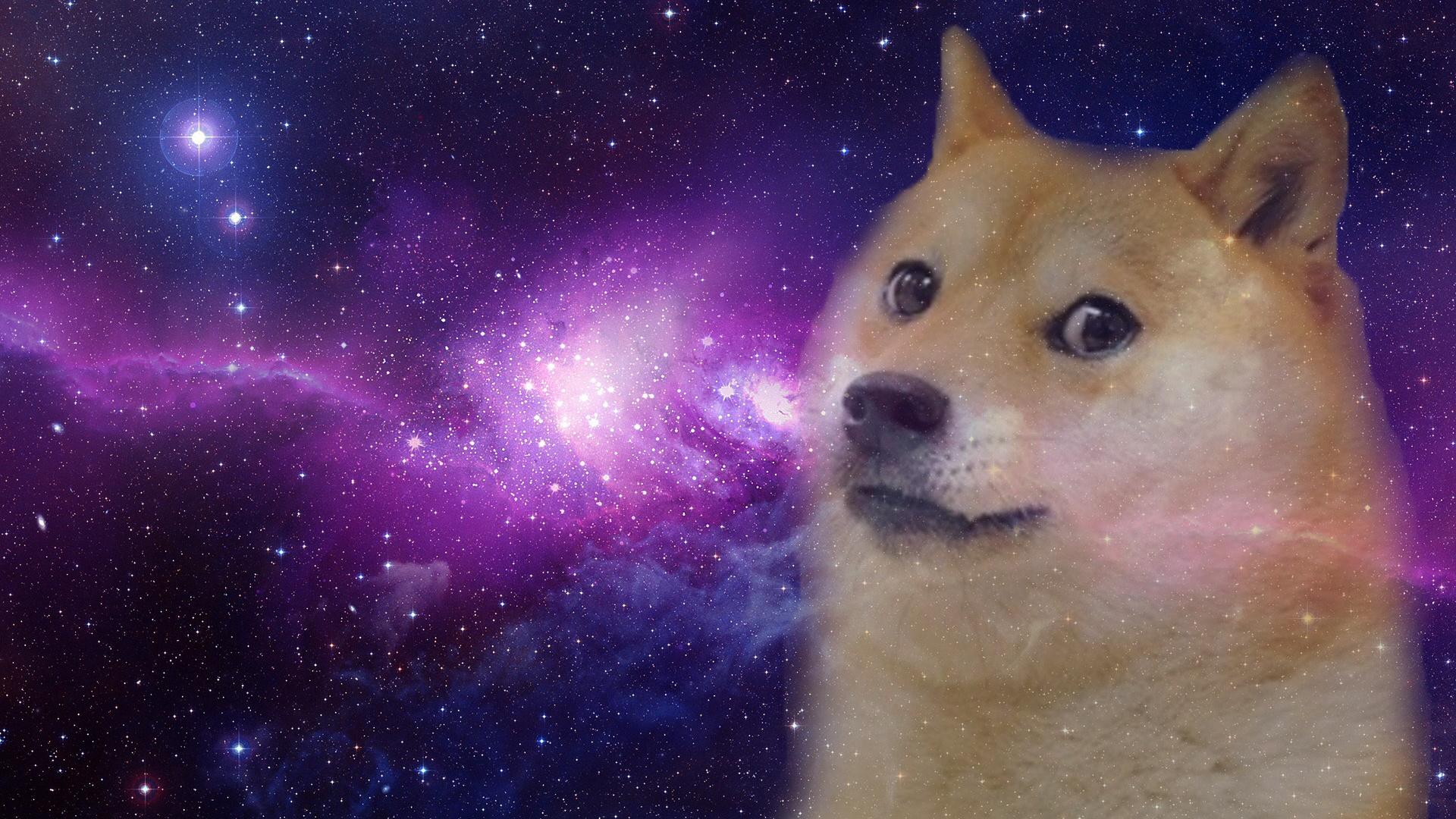 Doge Meme computer wallpaper