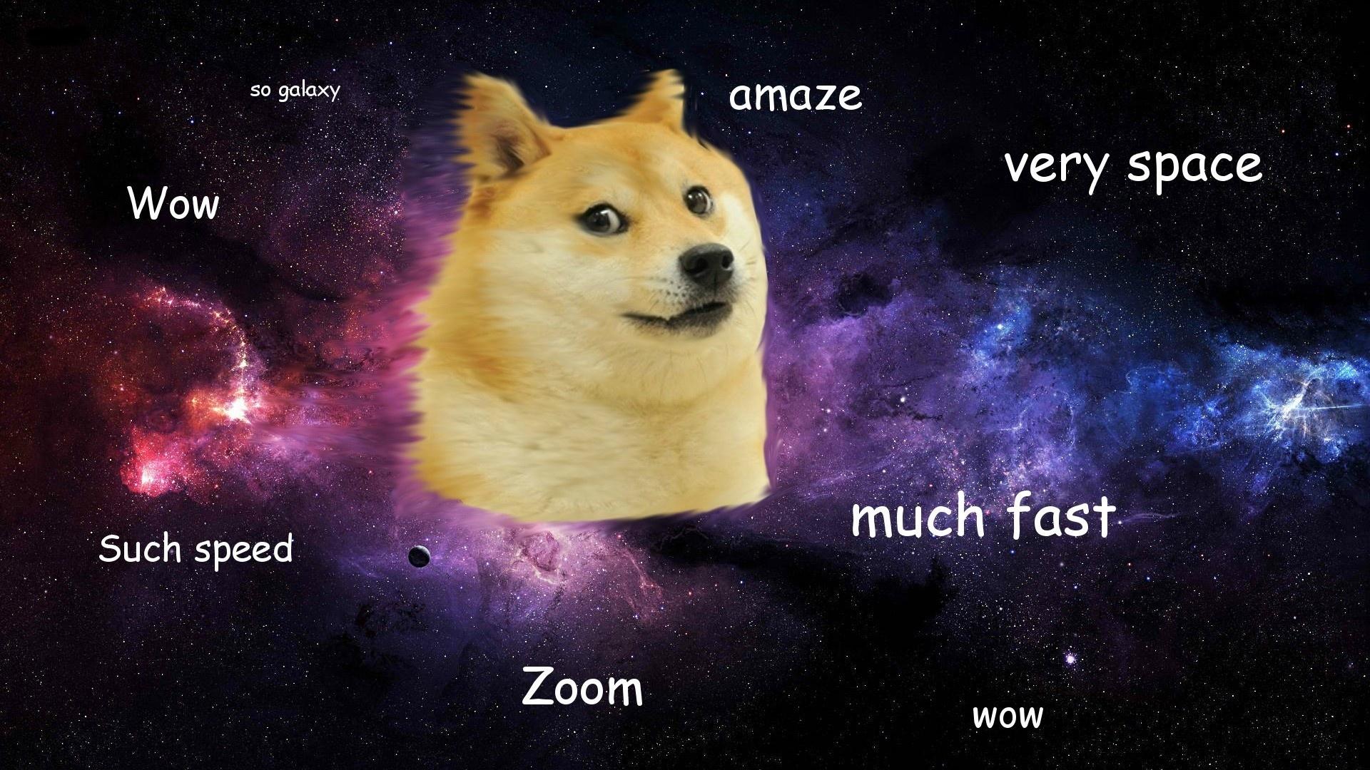 Doge Meme 1920x1080 wallpaper