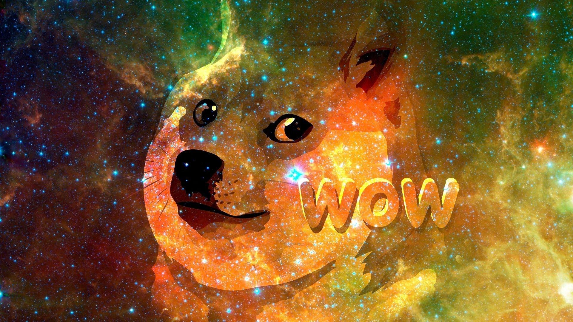 Doge Meme desktop wallpaper free download