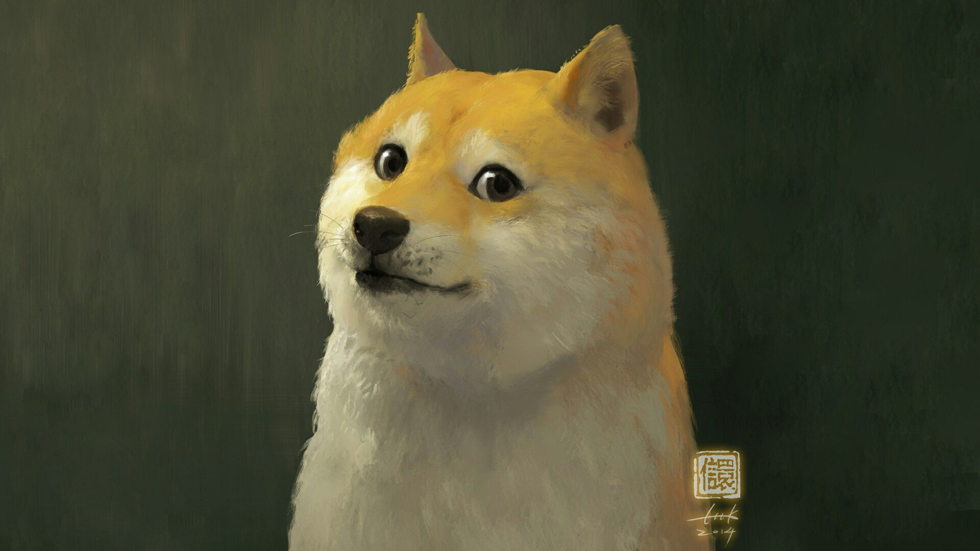 Doge Meme cool wallpaper