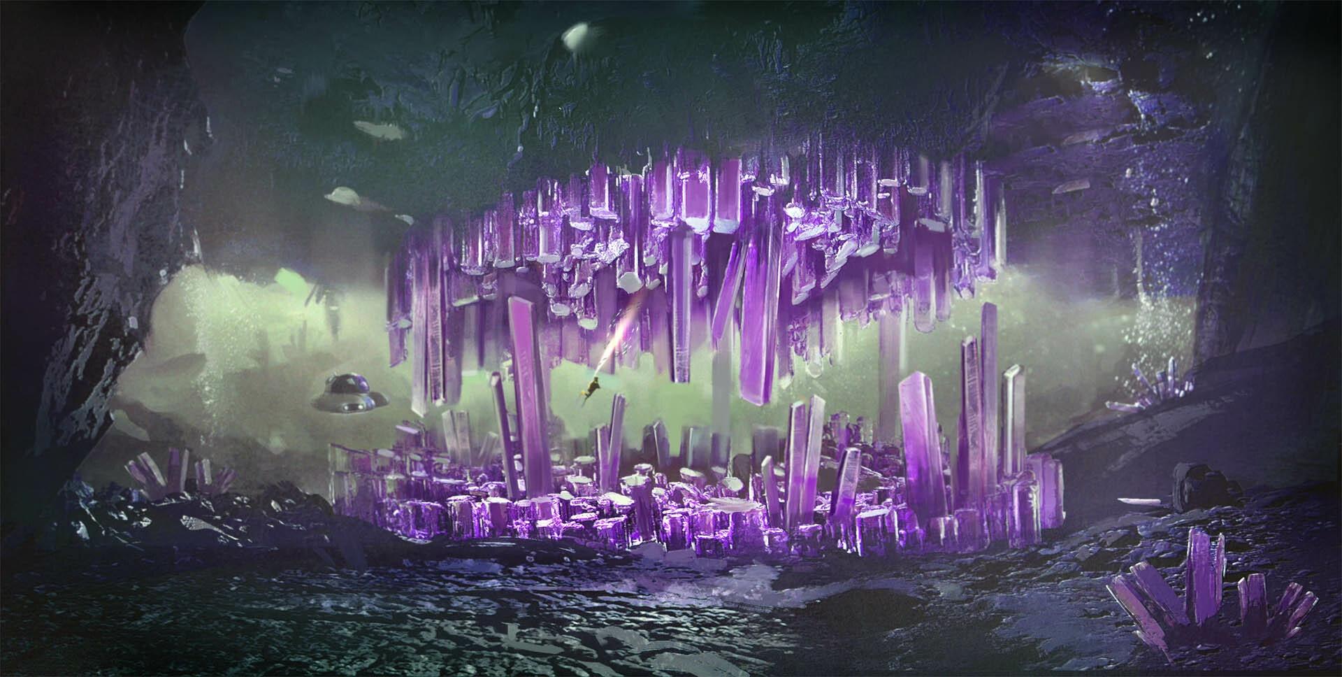 Subnautica Below Zero background wallpaper