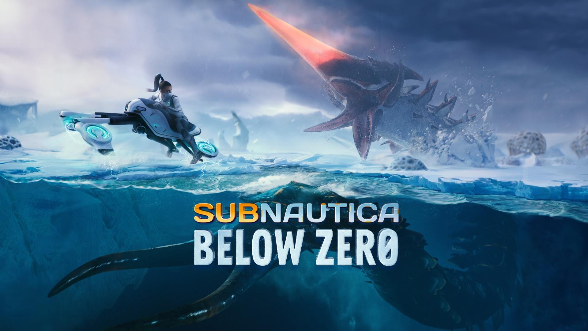 Subnautica Below Zero background picture