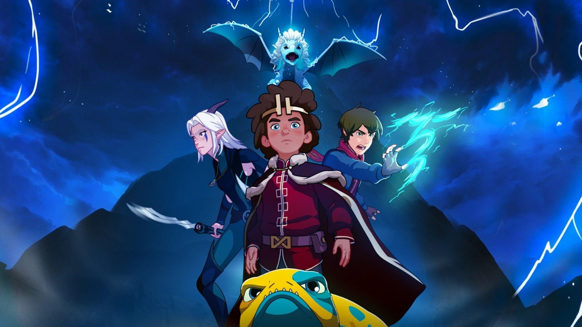 The Dragon Prince best background