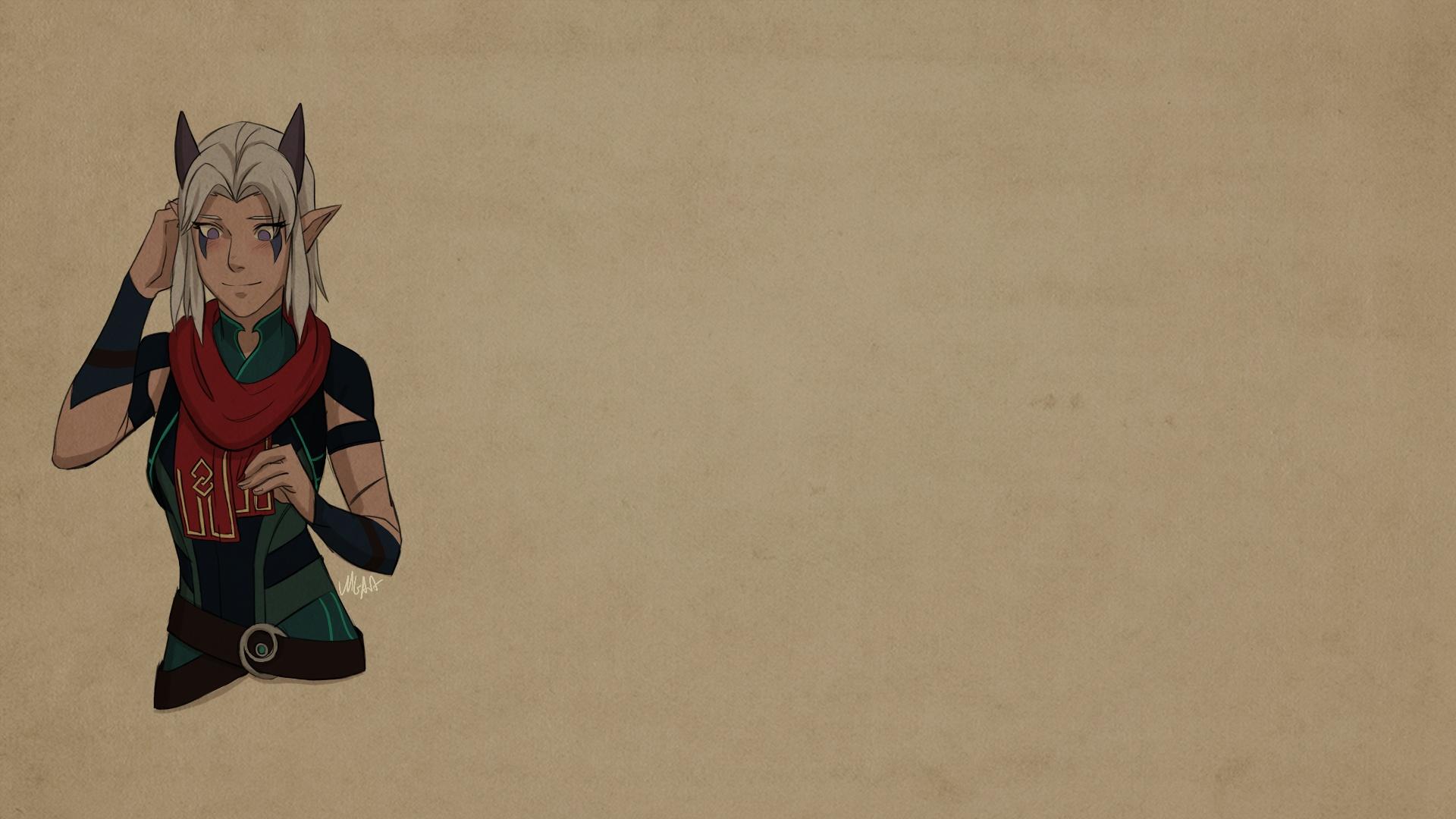 The Dragon Prince windows background
