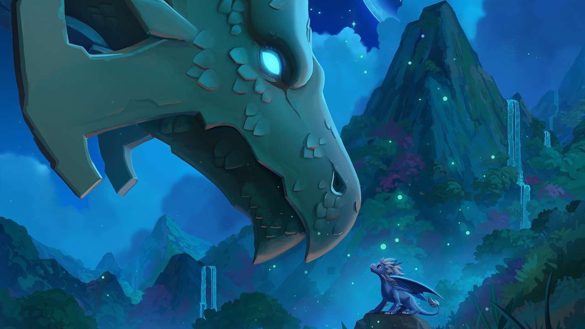 The Dragon Prince free background