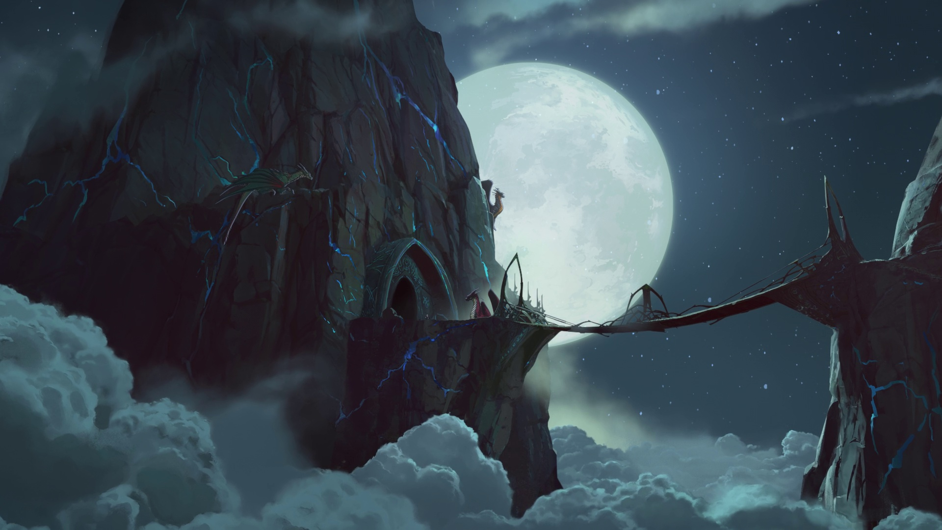 The Dragon Prince background picture