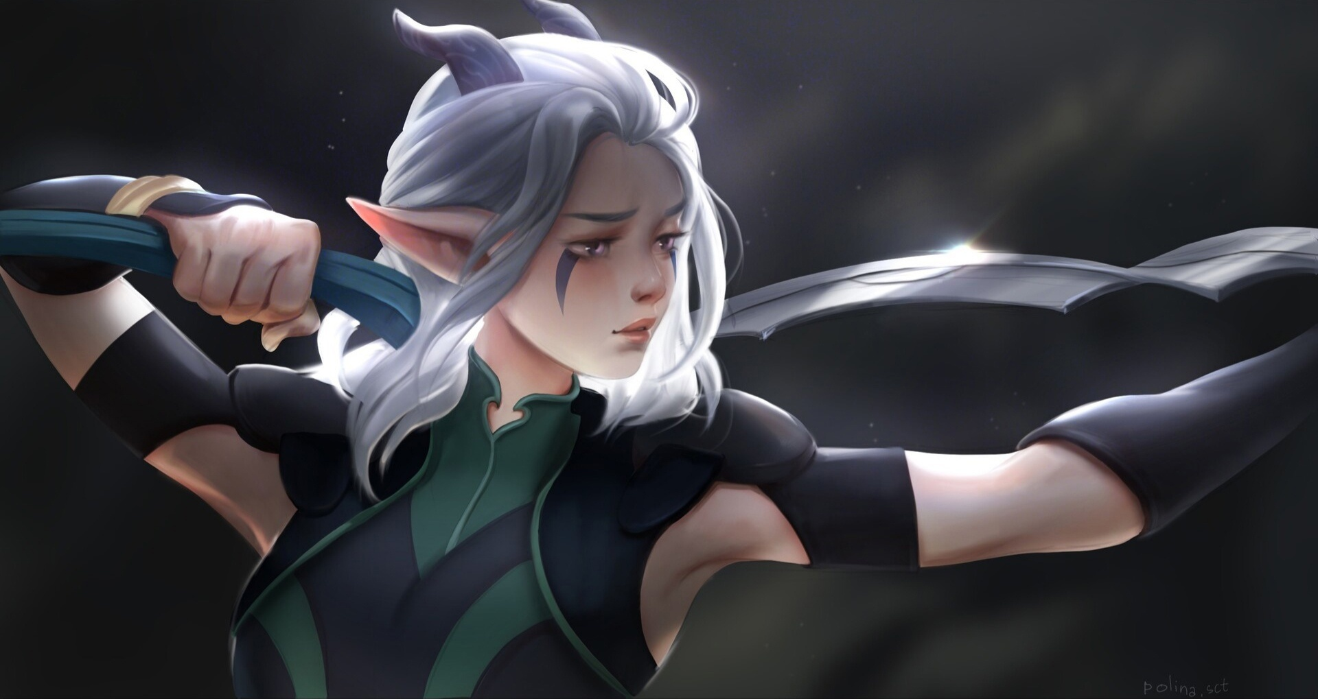 The Dragon Prince hd background