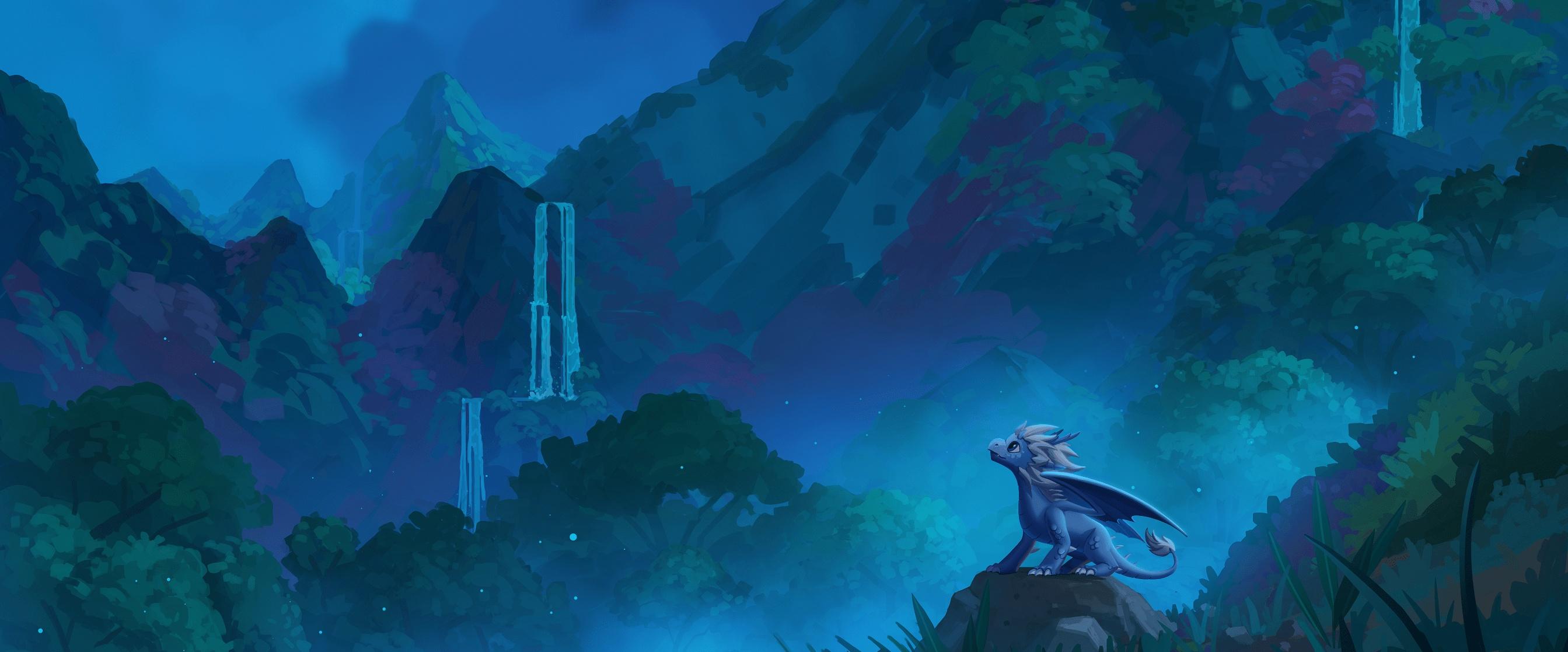 The Dragon Prince free wallpaper