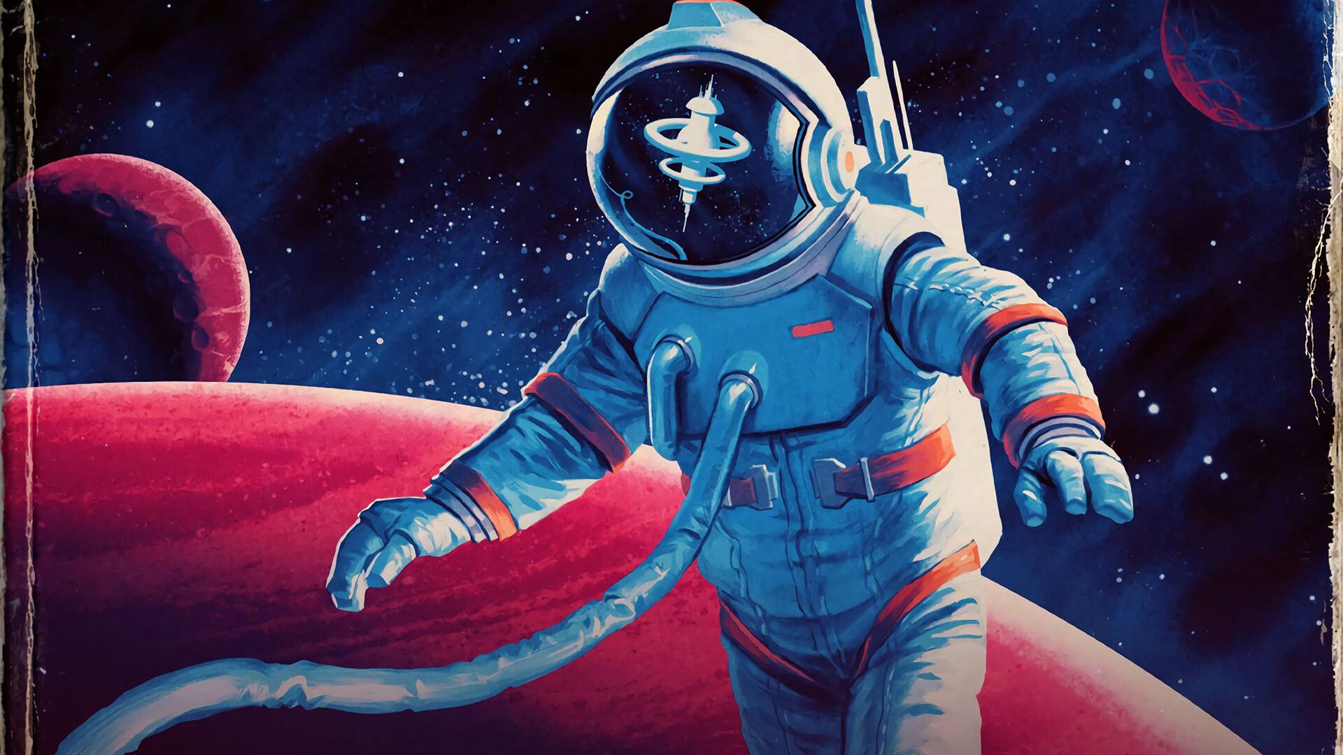 Steam Summer Sale Space 1080p wallpaper