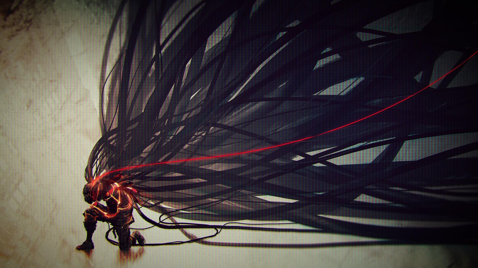 Scarlet Nexus 1080p wallpaper